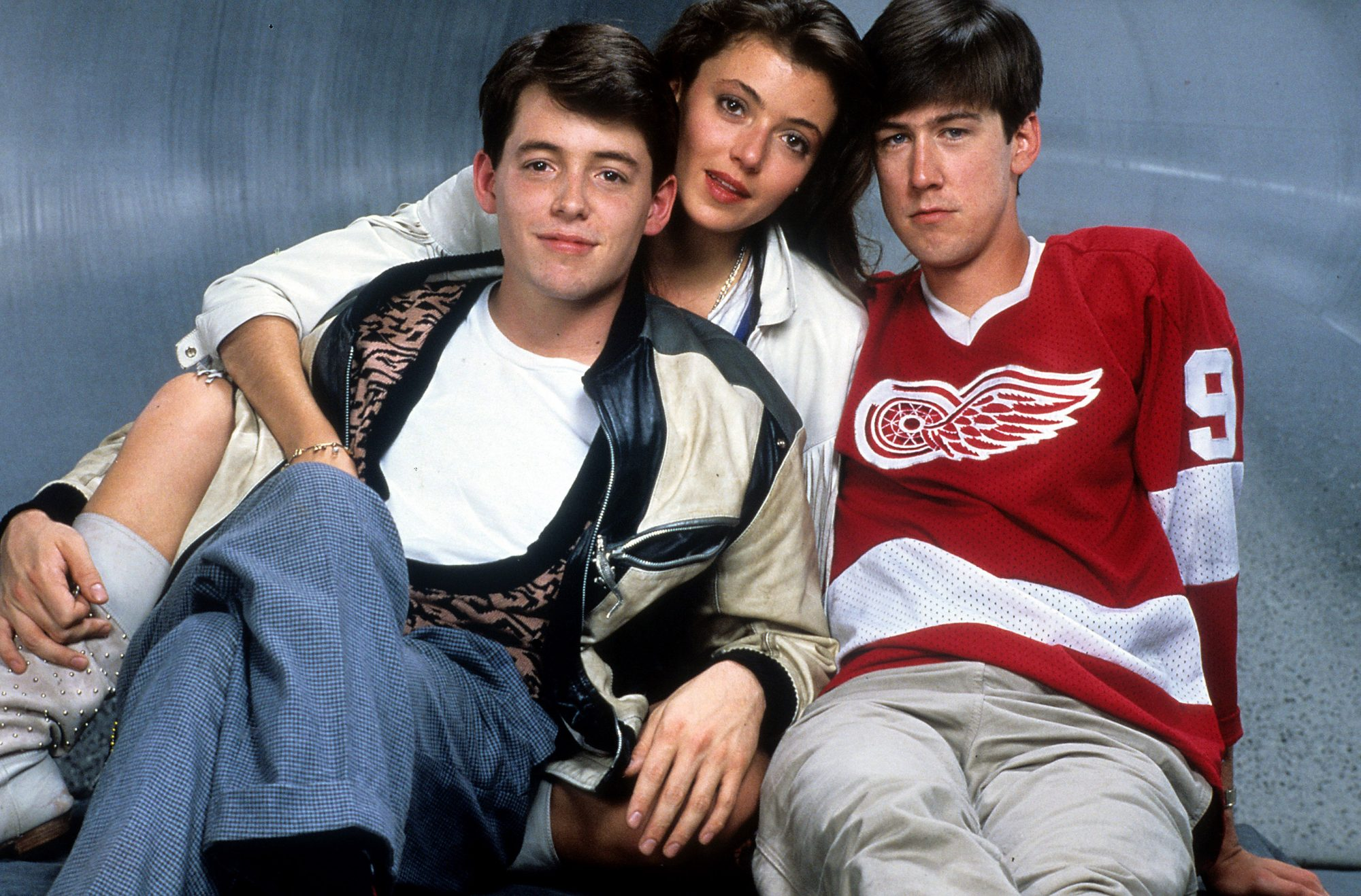 Matthew Broderick And Alan Ruck