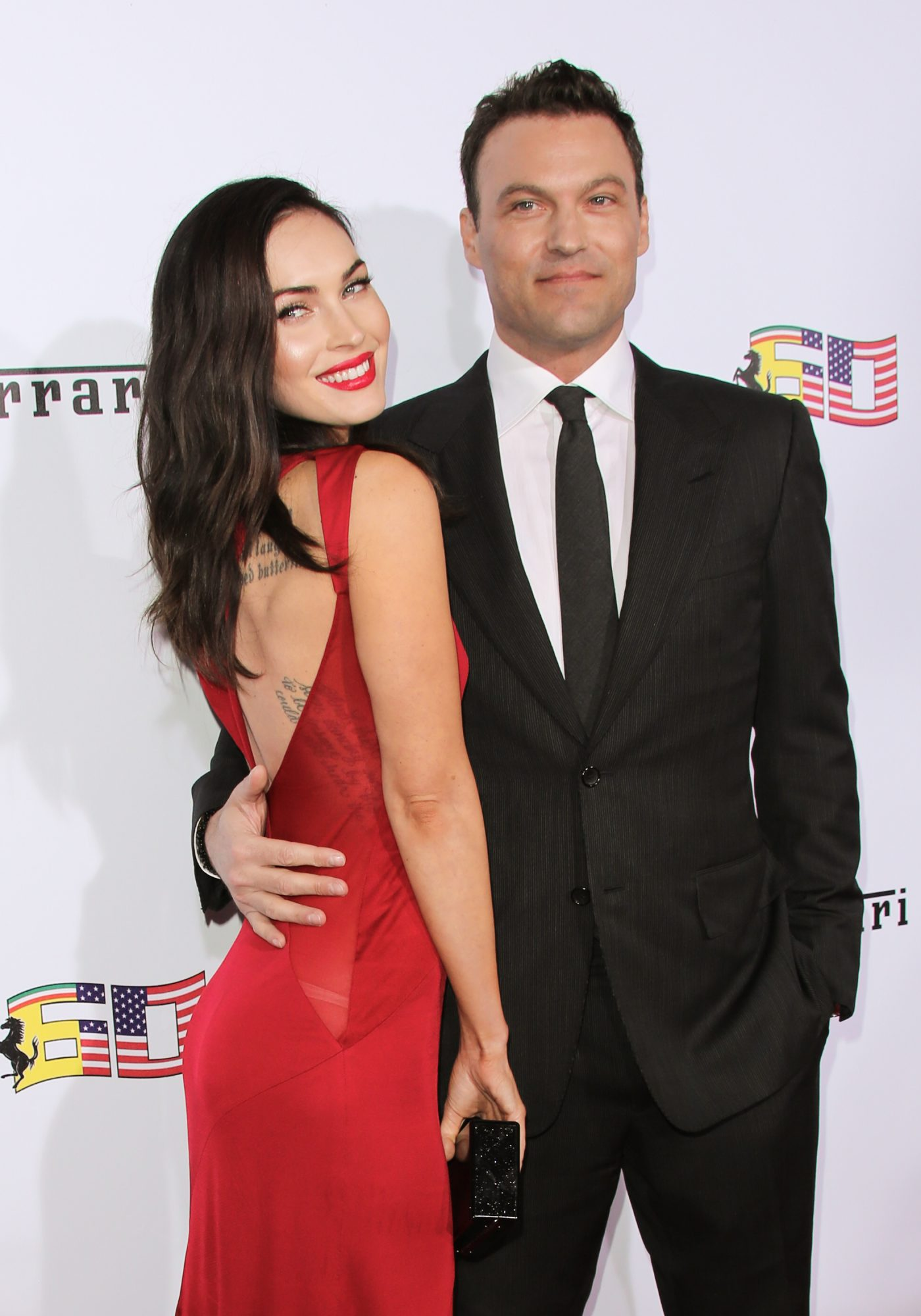 Ferrari's 60th Anniversary In The USA Gala