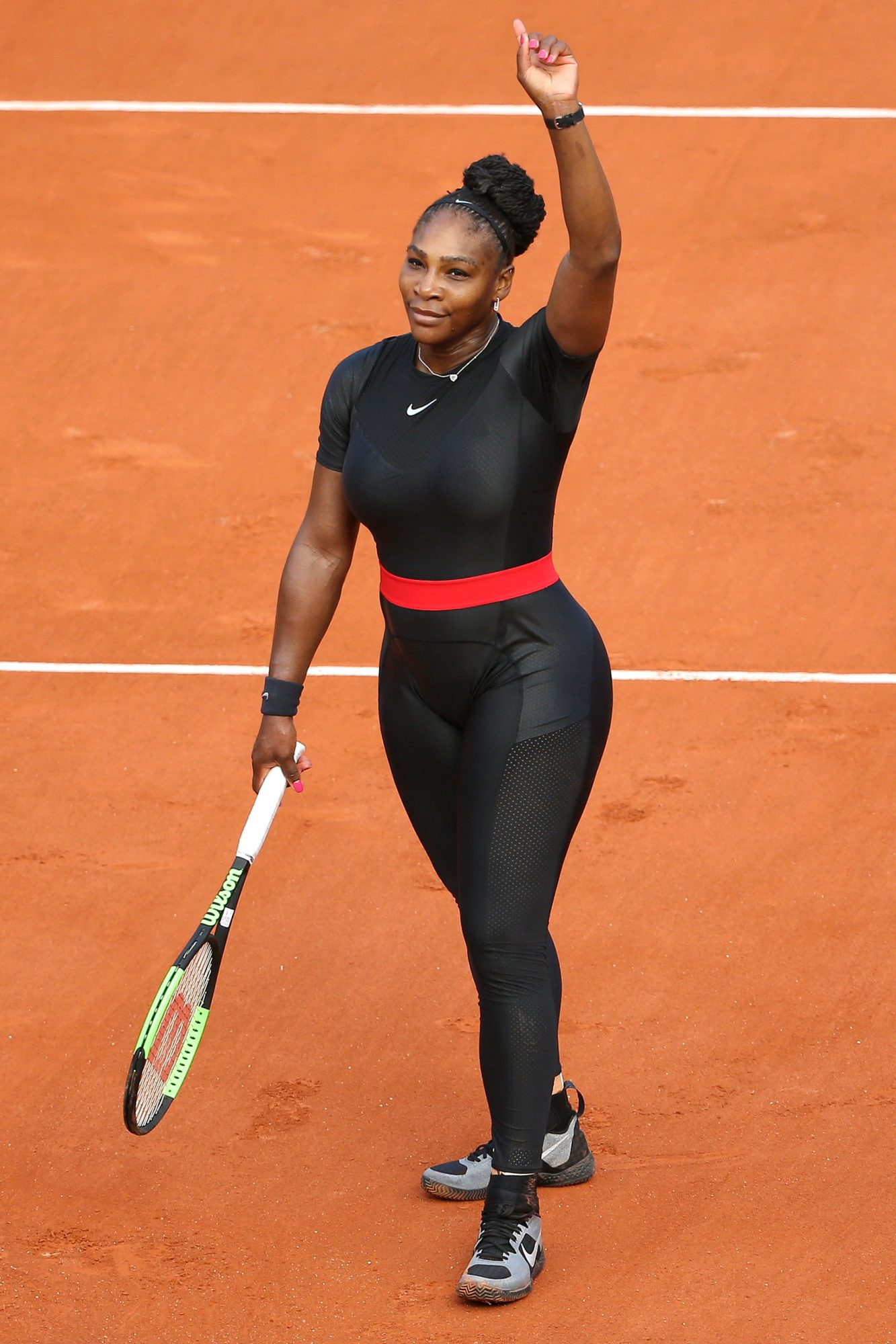 2018 French Open - Day Three