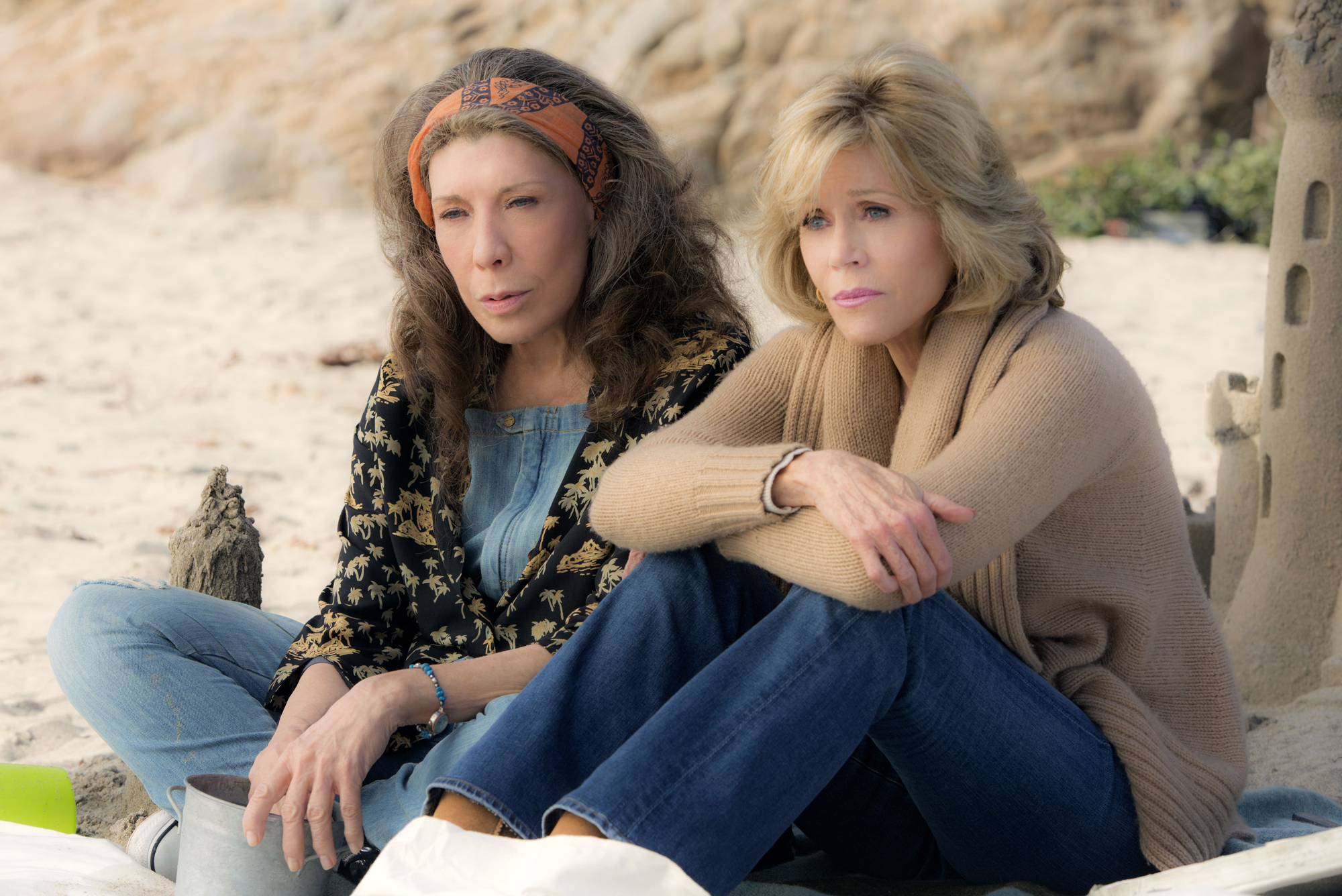 Grace and Frankie - 2015
