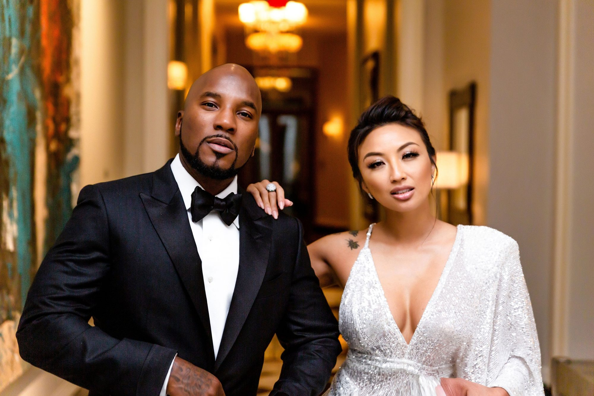 The Real's Jeannie Mai is Dating Rapper Jeezy