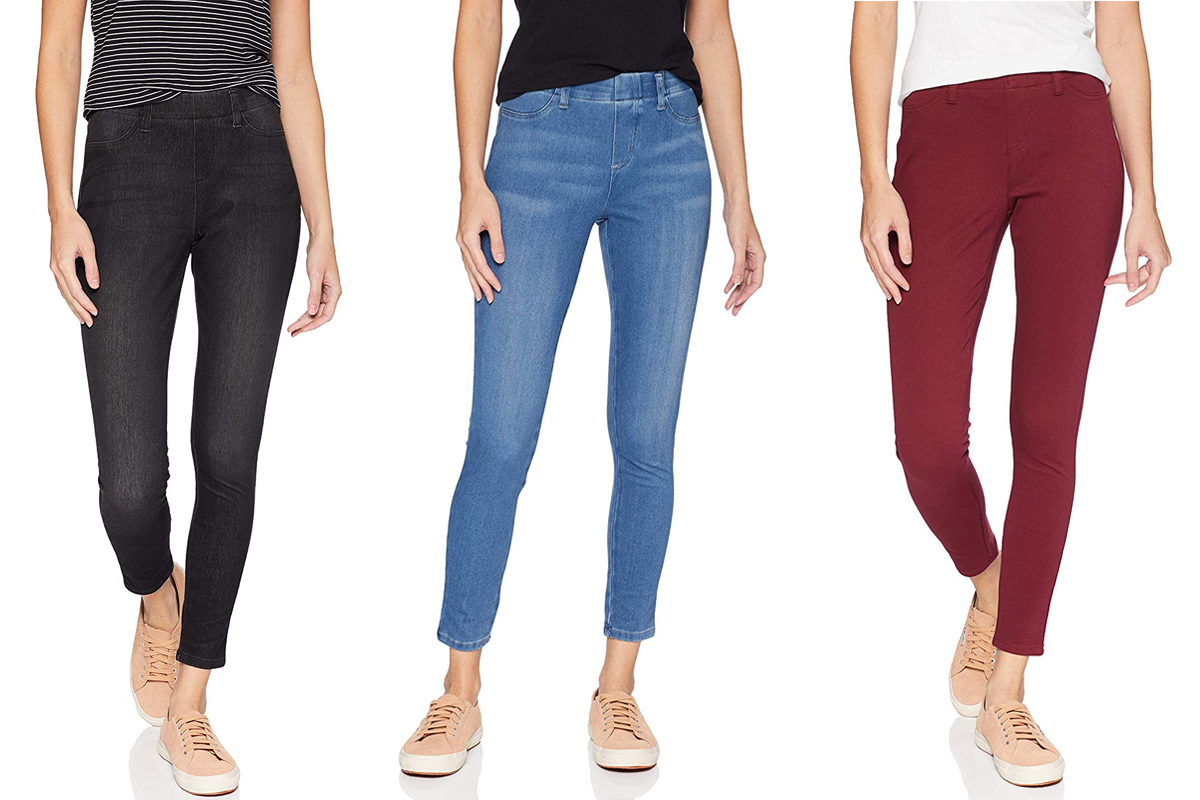 amazon essentials jeggings for women