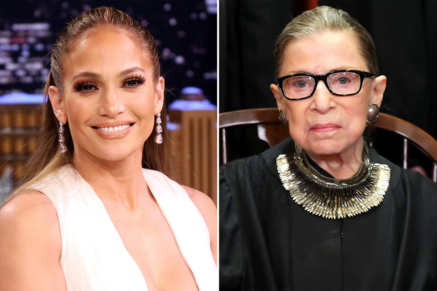 Jennifer Lopez Once Asked Ruth Bader Ginsburg for Marriage Tips: Here Are Her Words of Wisdom