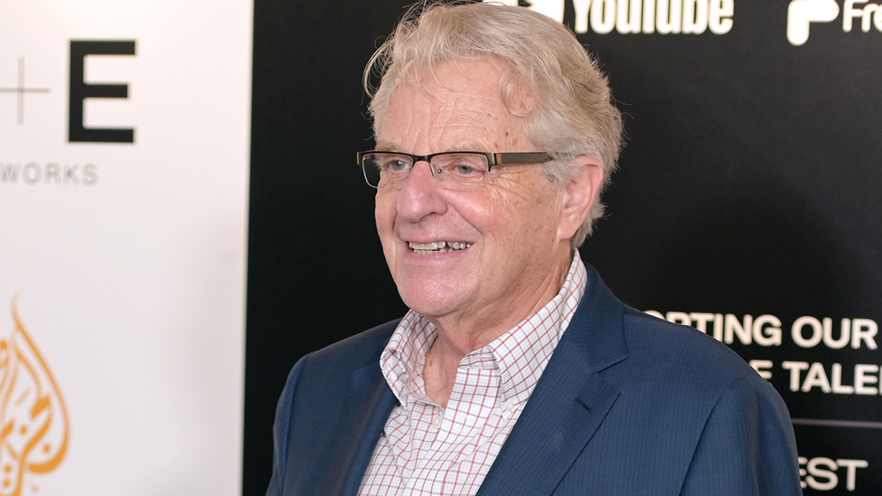 'Judge Jerry' is Jerry Springer's 'First Grown-Up Job' in '30 Years'