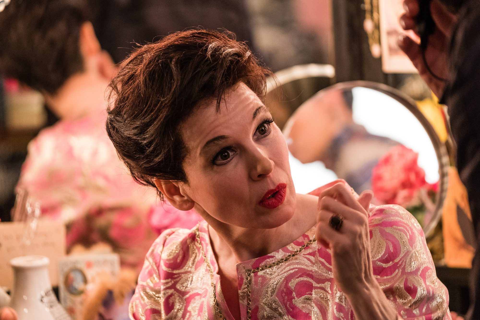 Renee Zellweger as Judy Garland in Judy (2019)