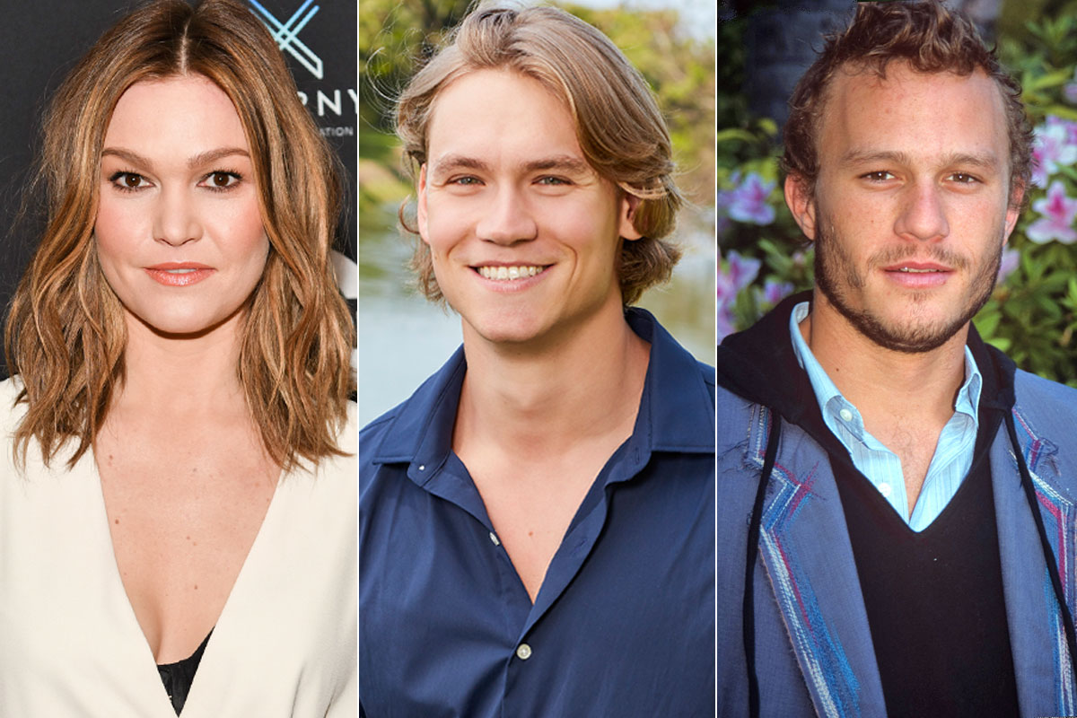 Julia Stiles, JOHN PAUL JONES, Heath Ledger