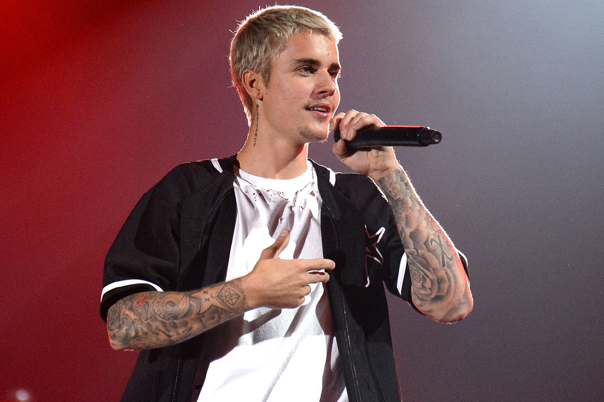 "Justin Bieber ""Purpose"" Tour - New York"