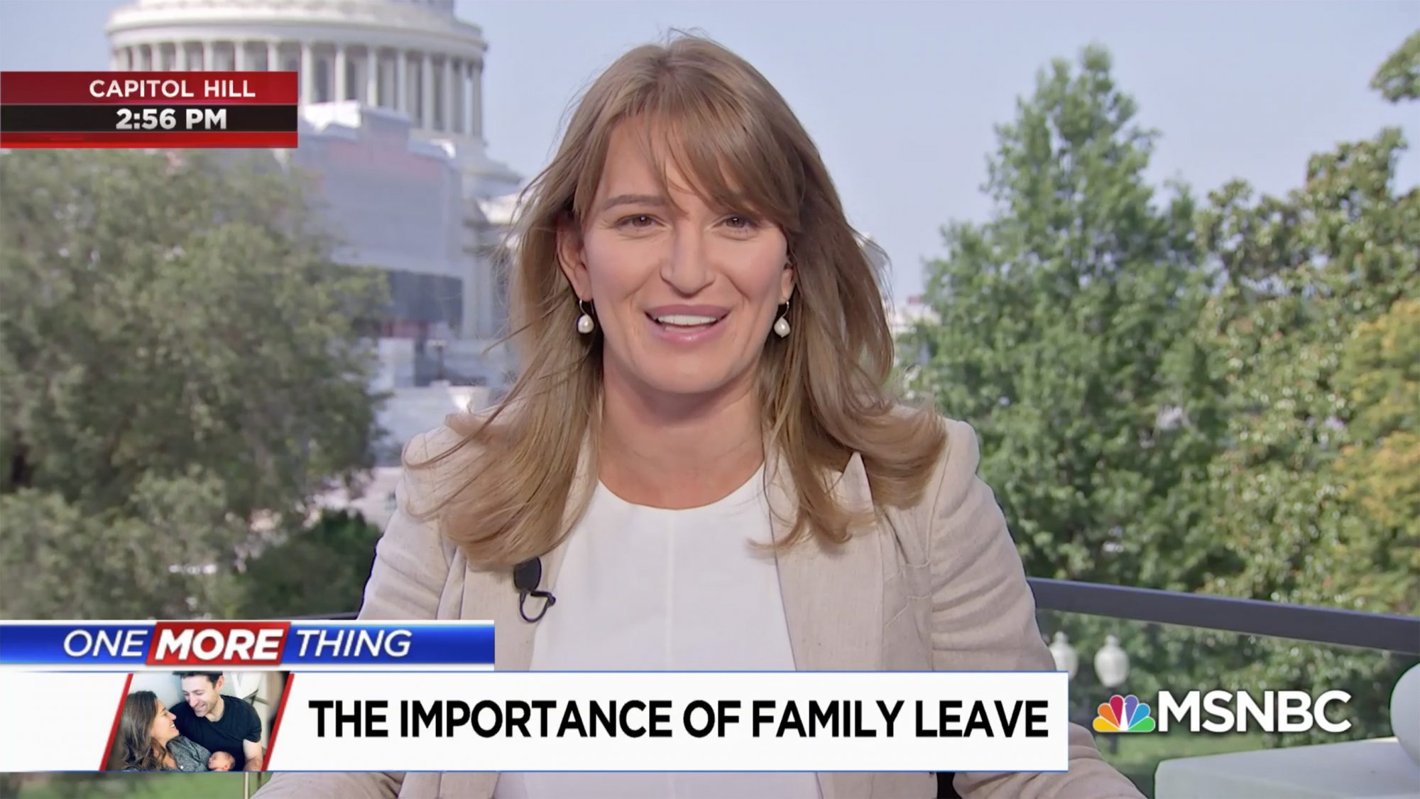 Katy Tur - One More Thing: The importance of paid family leave