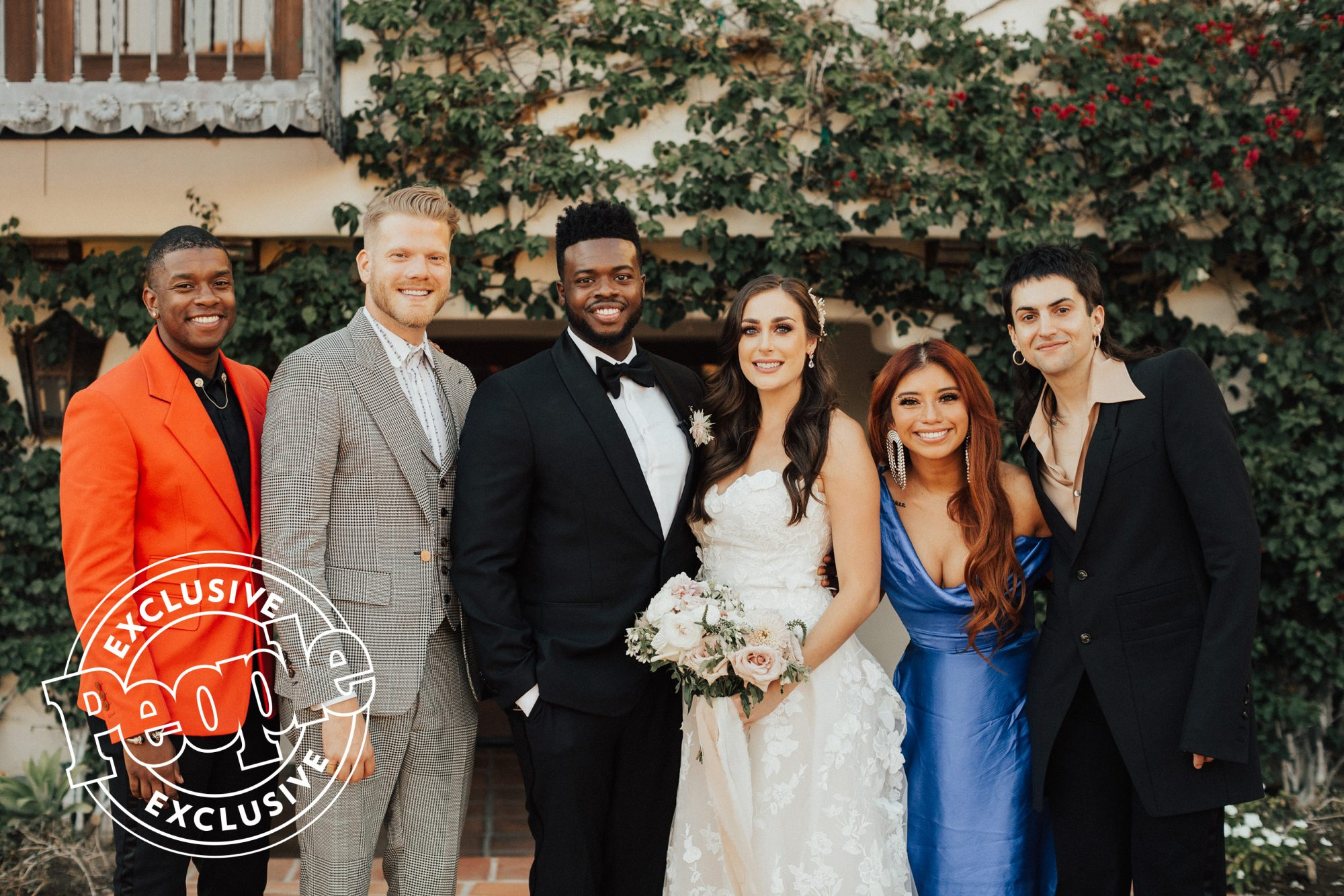 Kevin Olusola Wedding