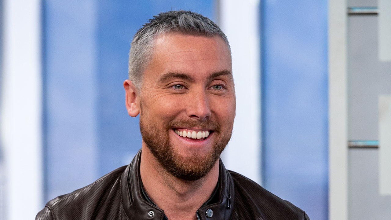 Lance Bass No Longer Has His 'Evil' 'NSYNC Marionette