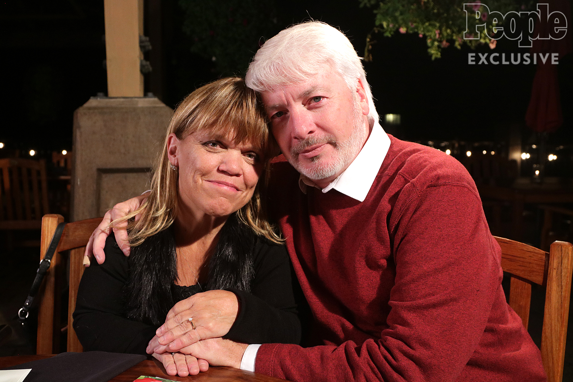 Amy Roloff; Chris Marek