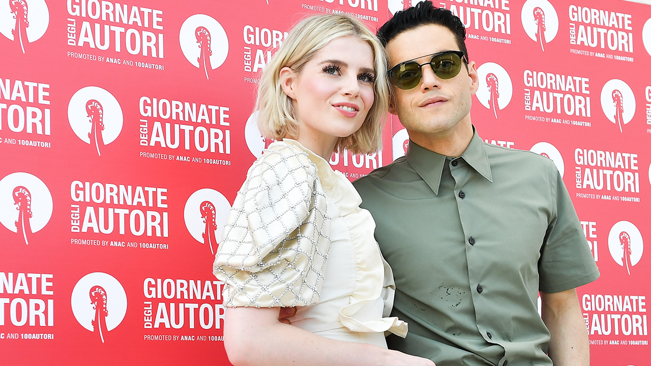 The Politician's Lucy Boynton Called Boyfriend Rami Malek After Bad Audition... and His Mom Took the Phone!