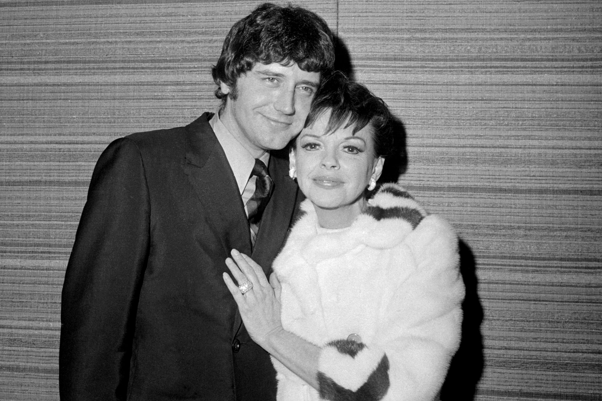 Judy Garland and Mickey Deans