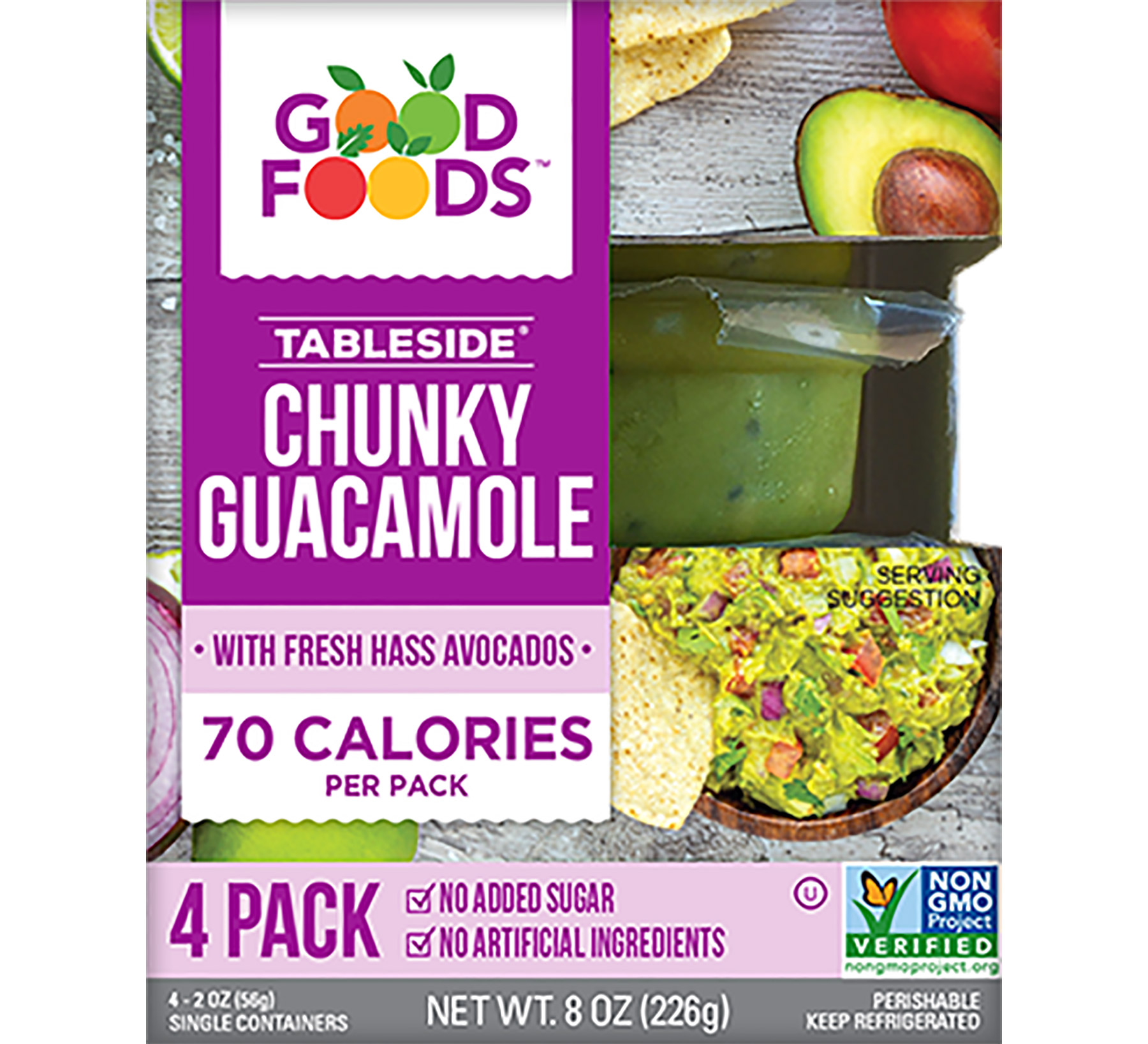 Good Foods Tableside Chunky Guacamole