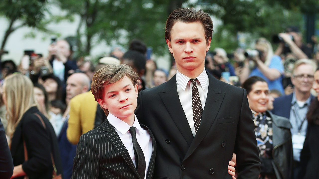 Oakes Fegley is 'Proud to Say' He's the Young Ansel Elgort in 'The Goldfinch'