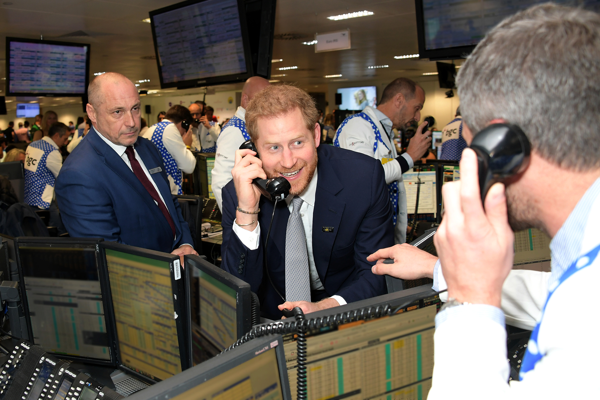 Prince Harry, The Duke of Sussex