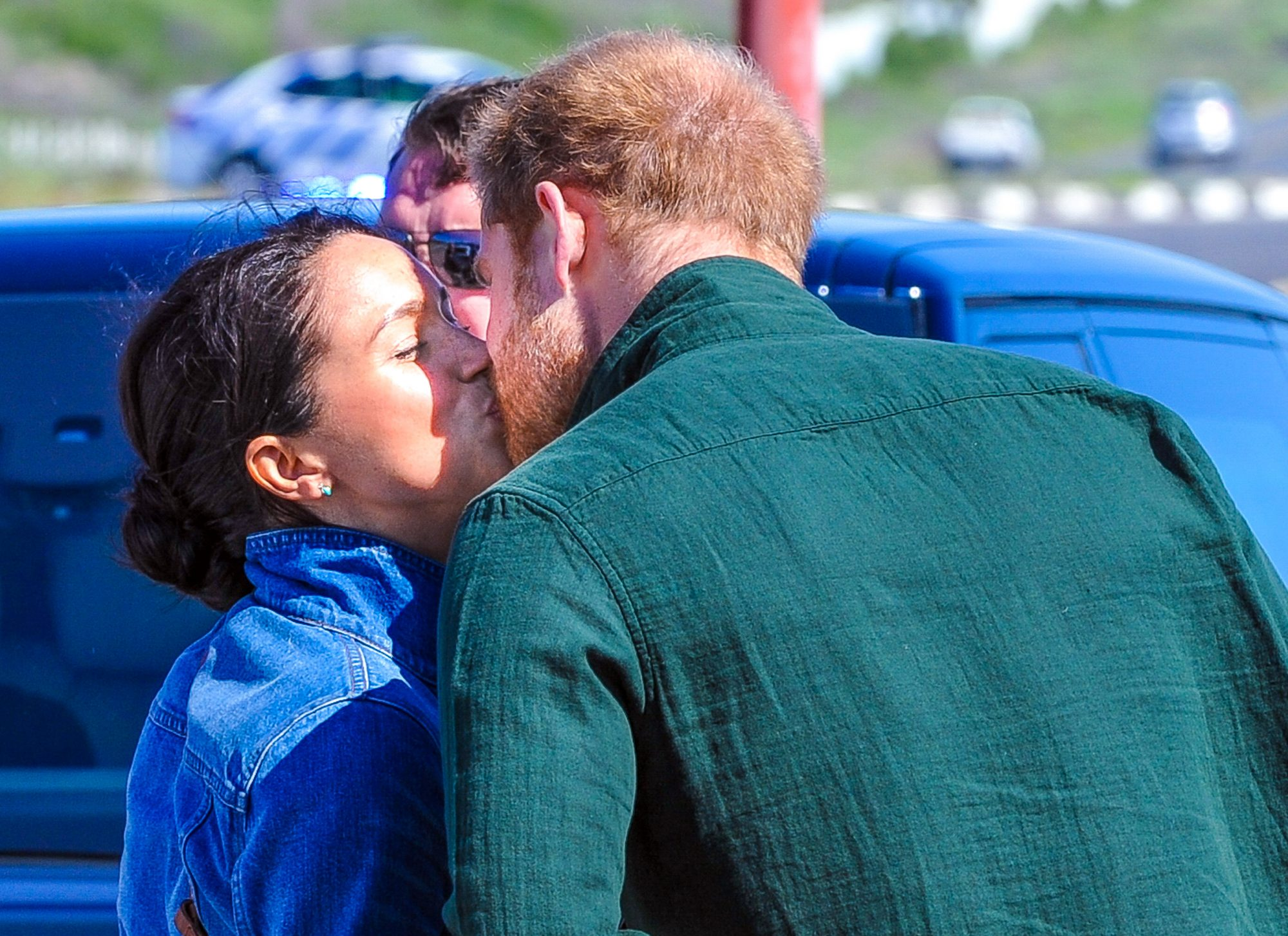 Prince Harry and Meghan Duchess of Sussex