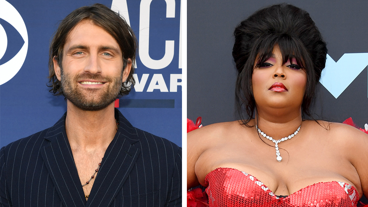 Hey Lizzo! Ryan Hurd Really Wants to Collab with You (But Jokes He's 'Not Nearly Cool Enough')
