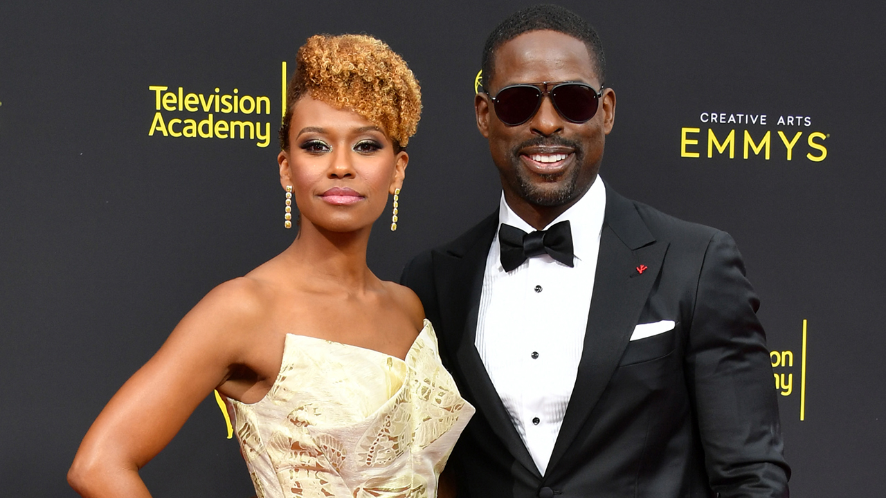 Sterling K. Brown's Wife Ryan Teases Him About Being 'More Tired Than Ever' on Solo Dad Duty