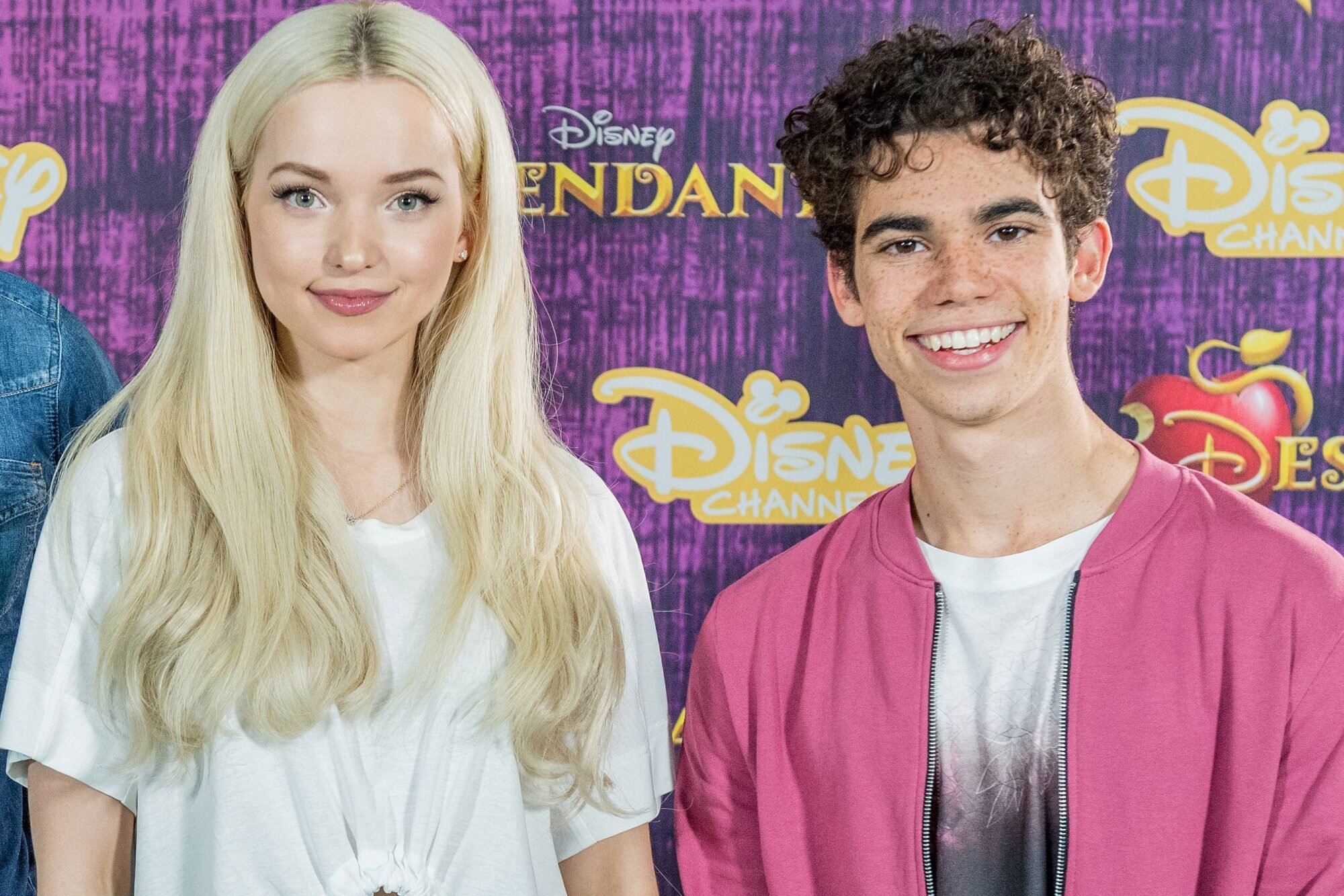 Dove Cameron Teams Up With The Cameron Boyce Foundation People Com