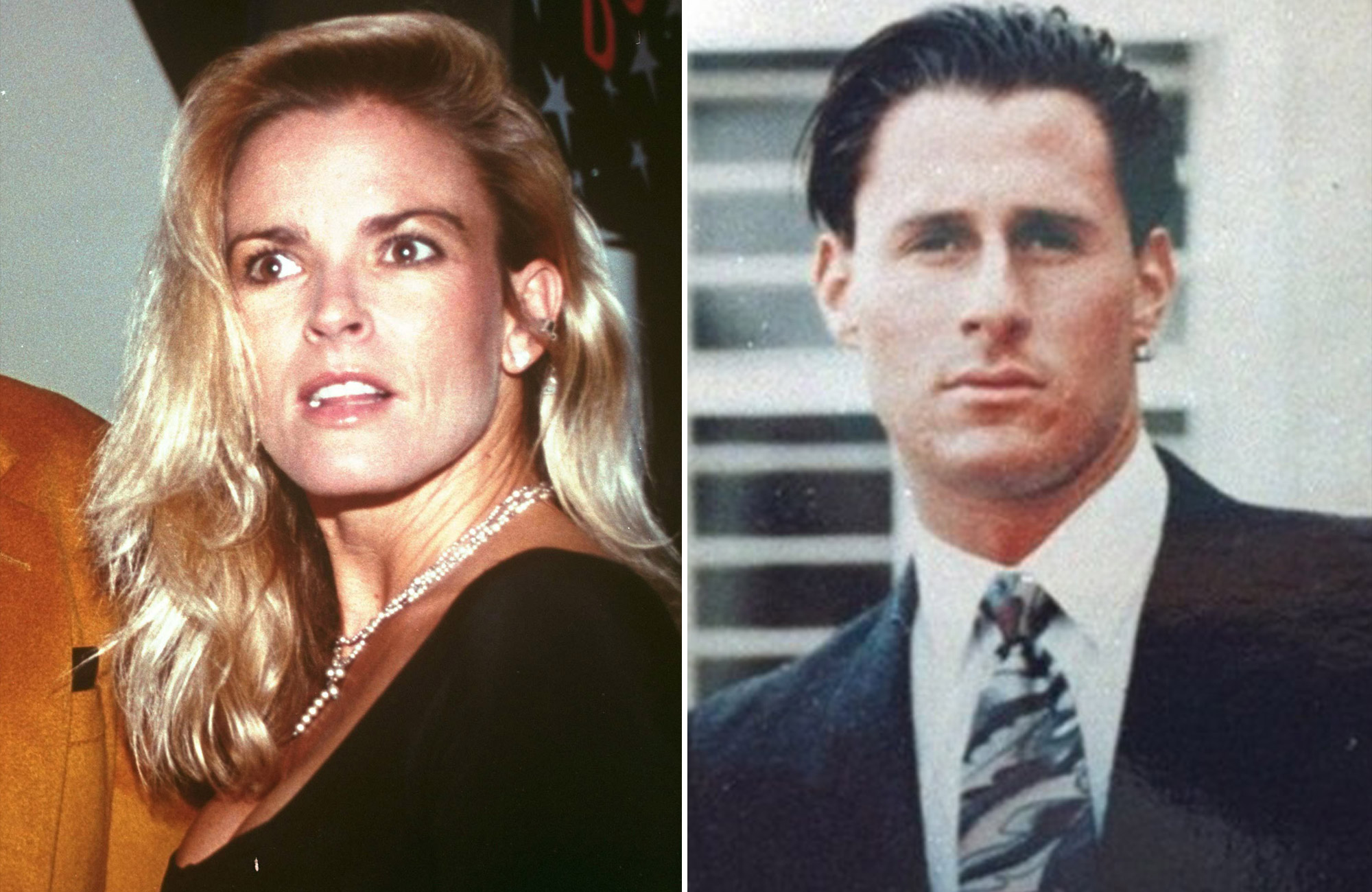 Nicole Simpson, Ronald Goldman