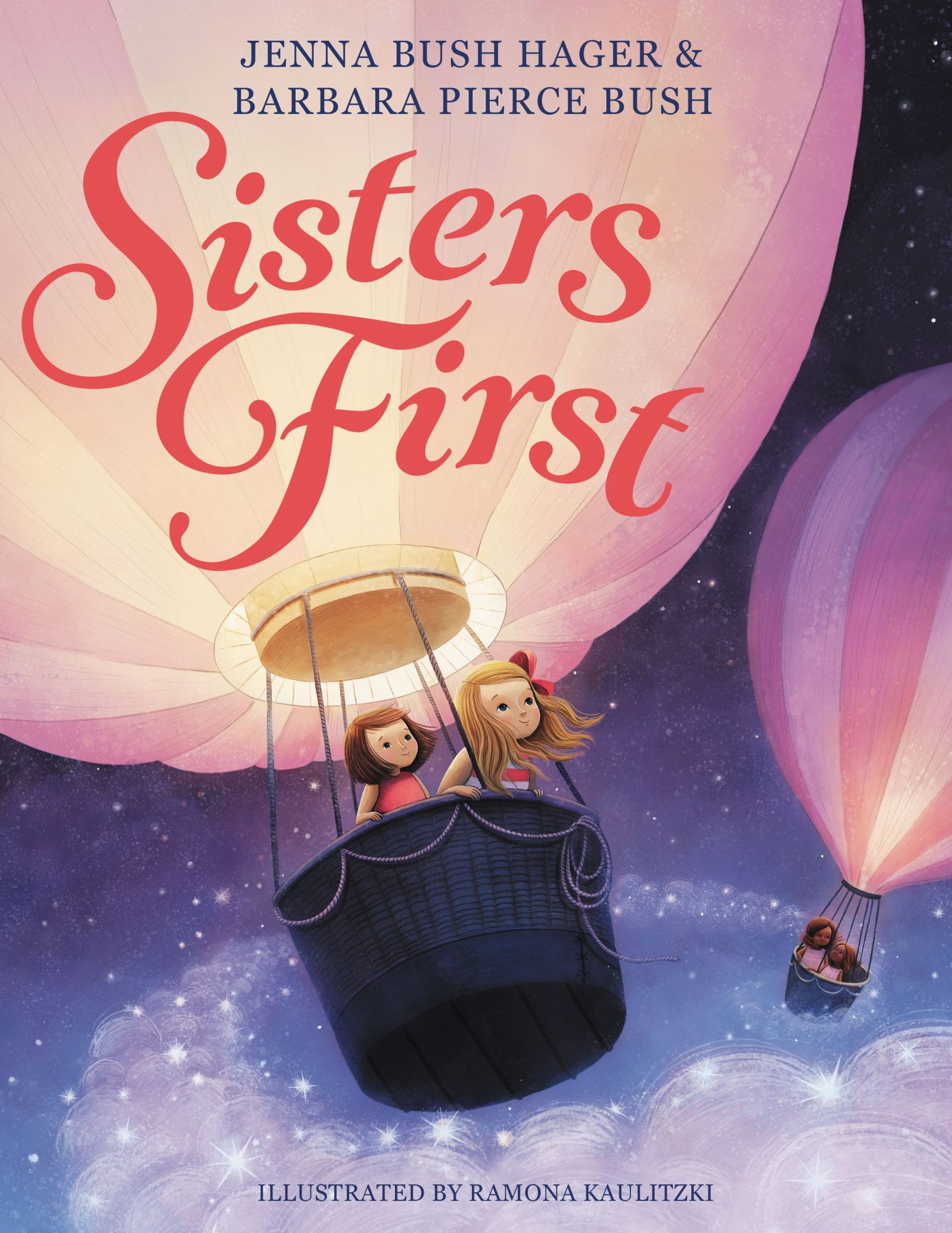 Bush Sisters Are Going on Tour with a New Children's Book!