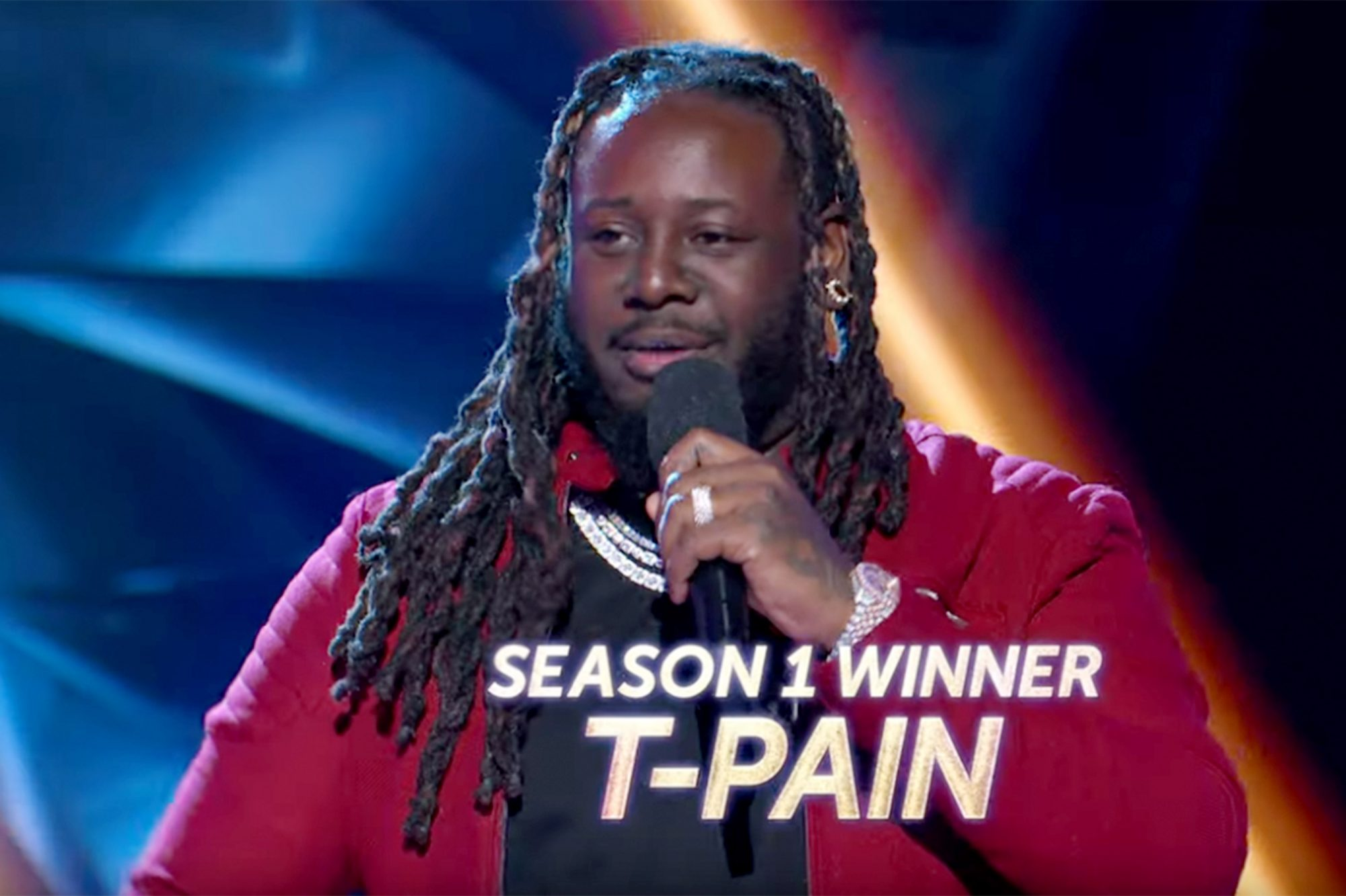 T-Pain Keeps His Grammys in the Studio