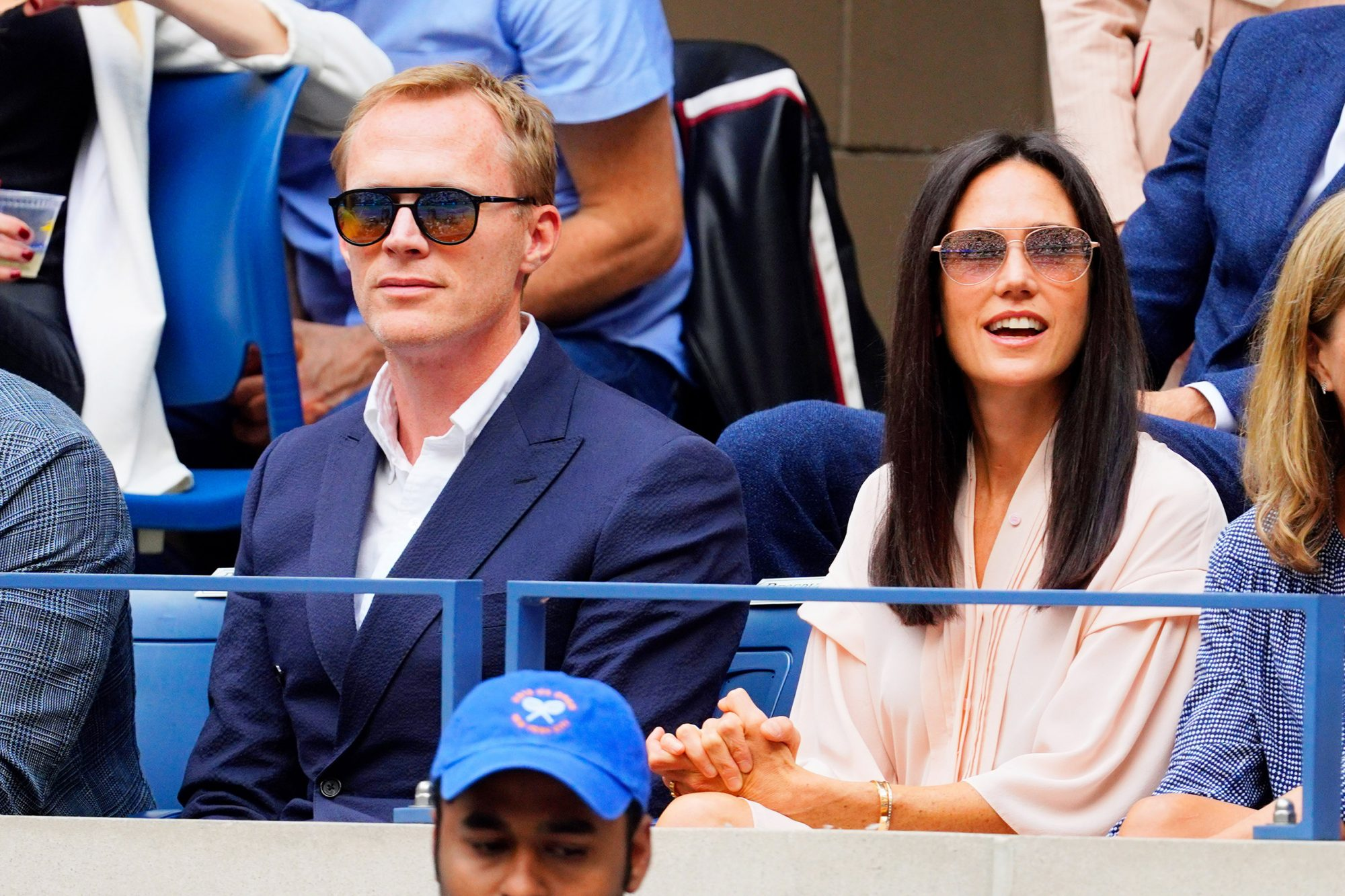 Paul Bettany and Jennifer Connelley