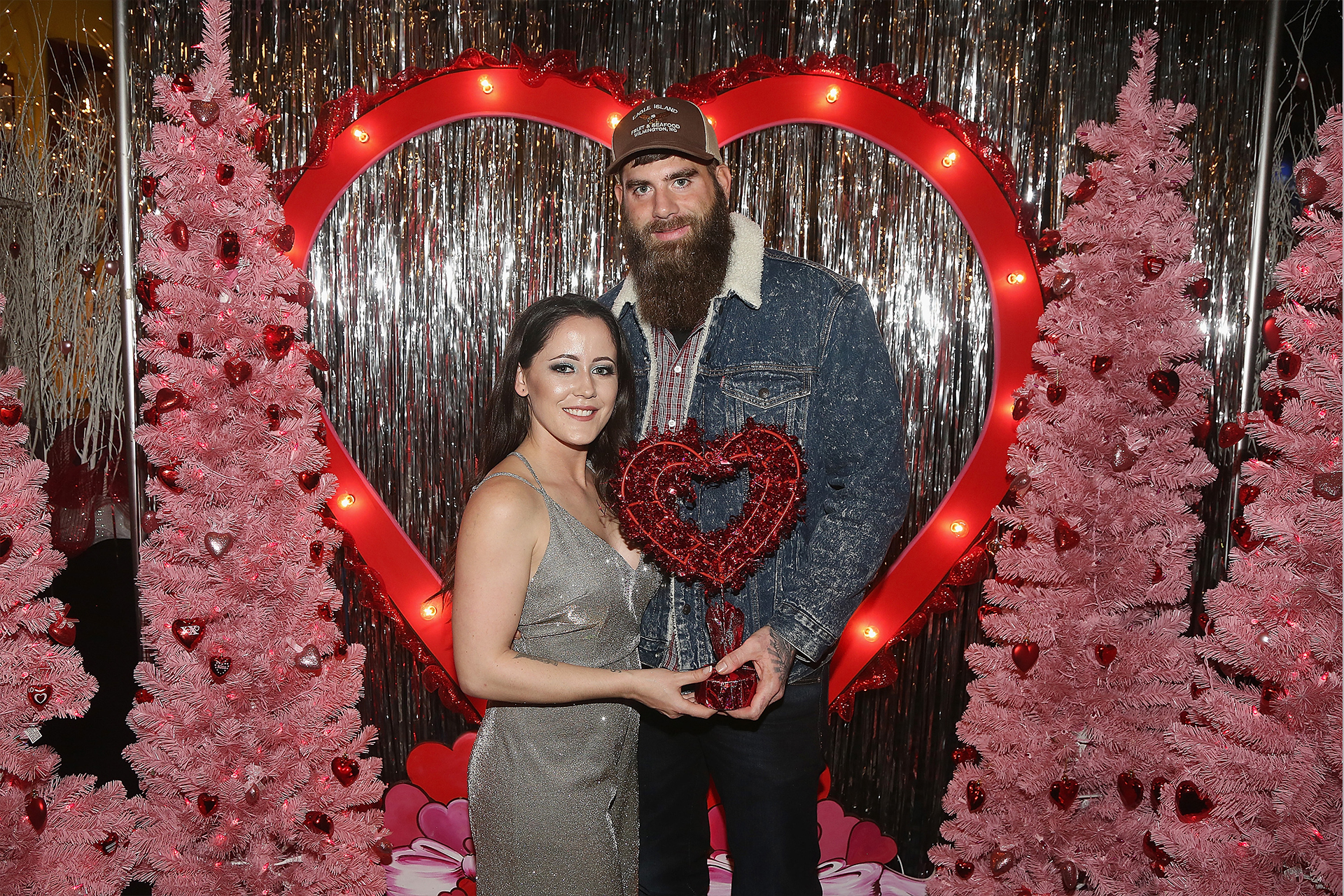 People Now: Exclusive: Jenelle Evans and David Eason Give Marriage Update - Watch the Full Episode