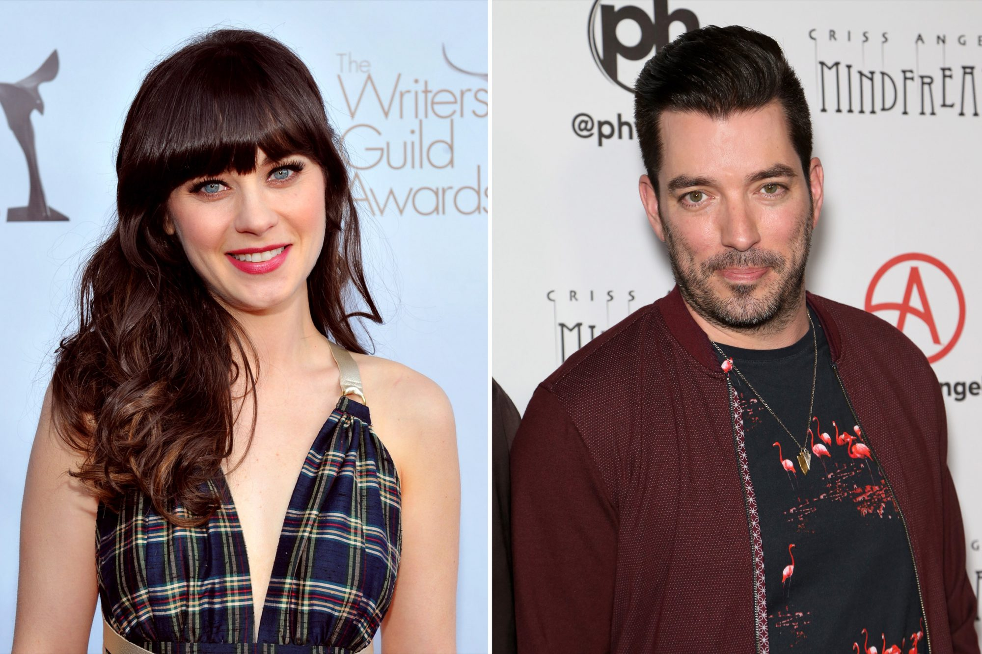 Zooey Deschanel, Jonathan Scott