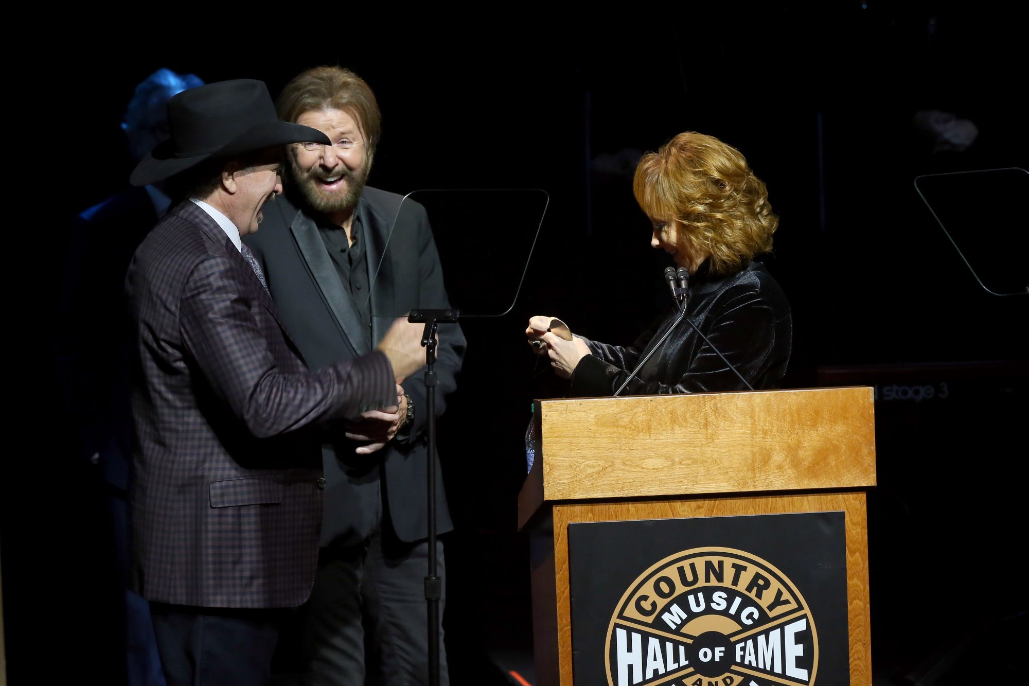 Brooks and Dunn and Reba McEntire