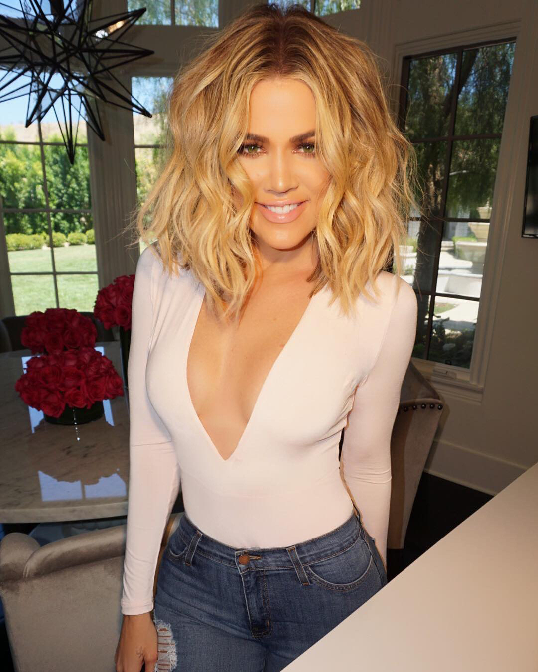 Khloé Kardashian Got Candid About Her Camel Toe Issue