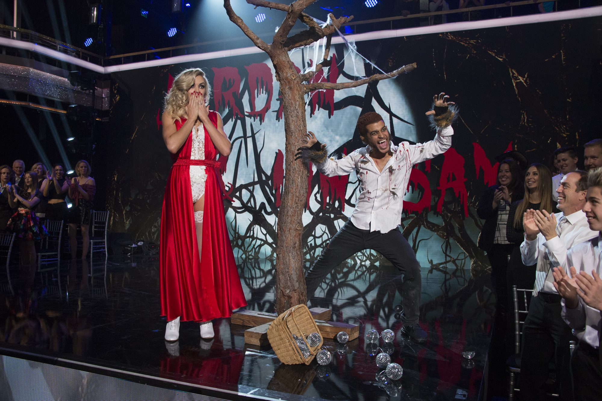 Dancing With The Stars Halloween Costumes