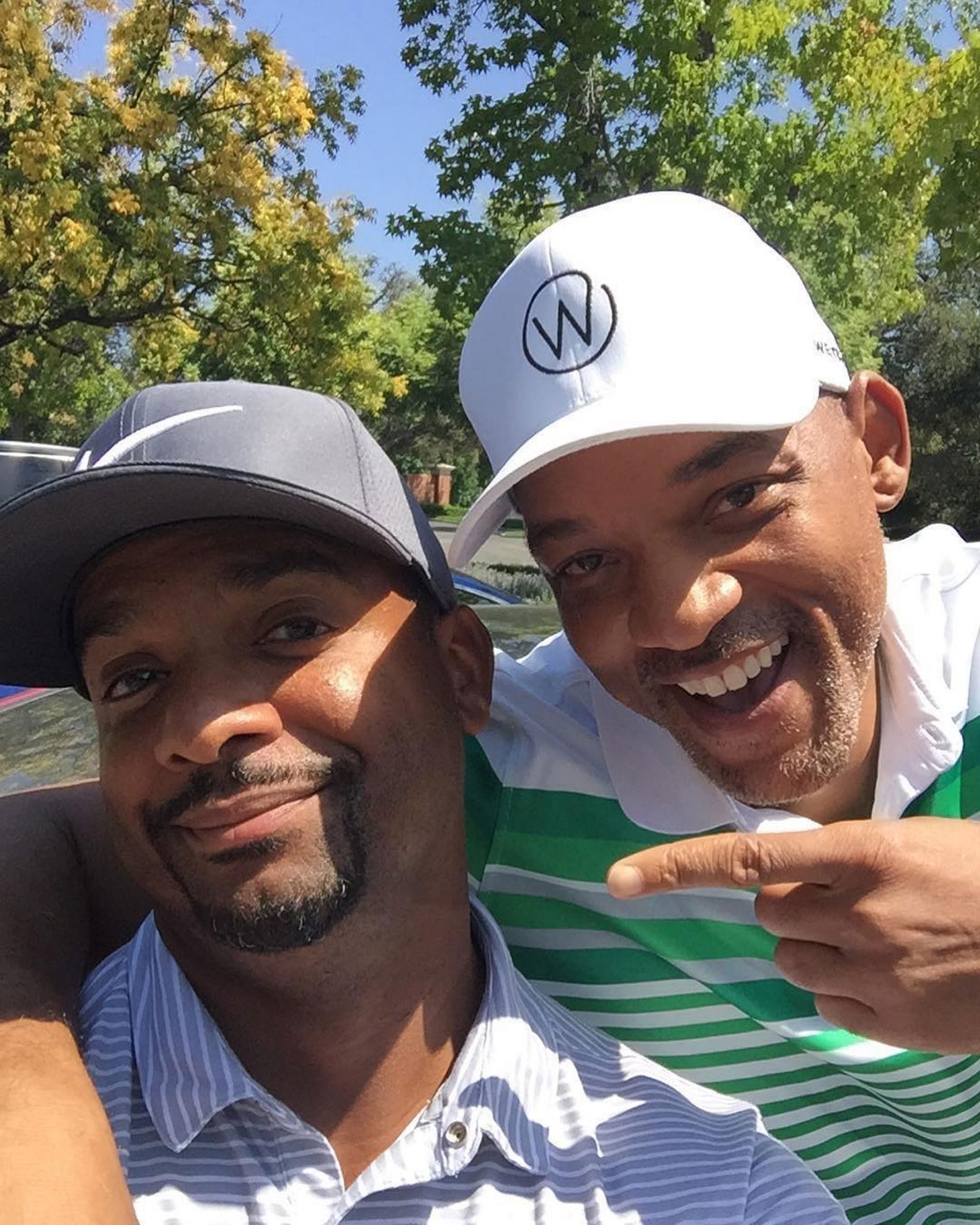 """Twenty-two years afterThe Fresh Prince of Bel-Airended its run on television, Carlton and Will were back together again - chilling out, maxing, andgolfingall cool! In September 2018,SmithandRibeirogaveFresh Princefans a surprise when they posted a photo together on Instagram. Smith, who pointed to his former costar and held his other arm around him, referred to Ribeiro as """"one of my favorite people on this Whole Damn Rock.""""                             Ribeiro wrote an endearing message of his own to his on-screen cousin, captioning hispost, """"Had a great time this morning playing with my boy @willsmith."""""""