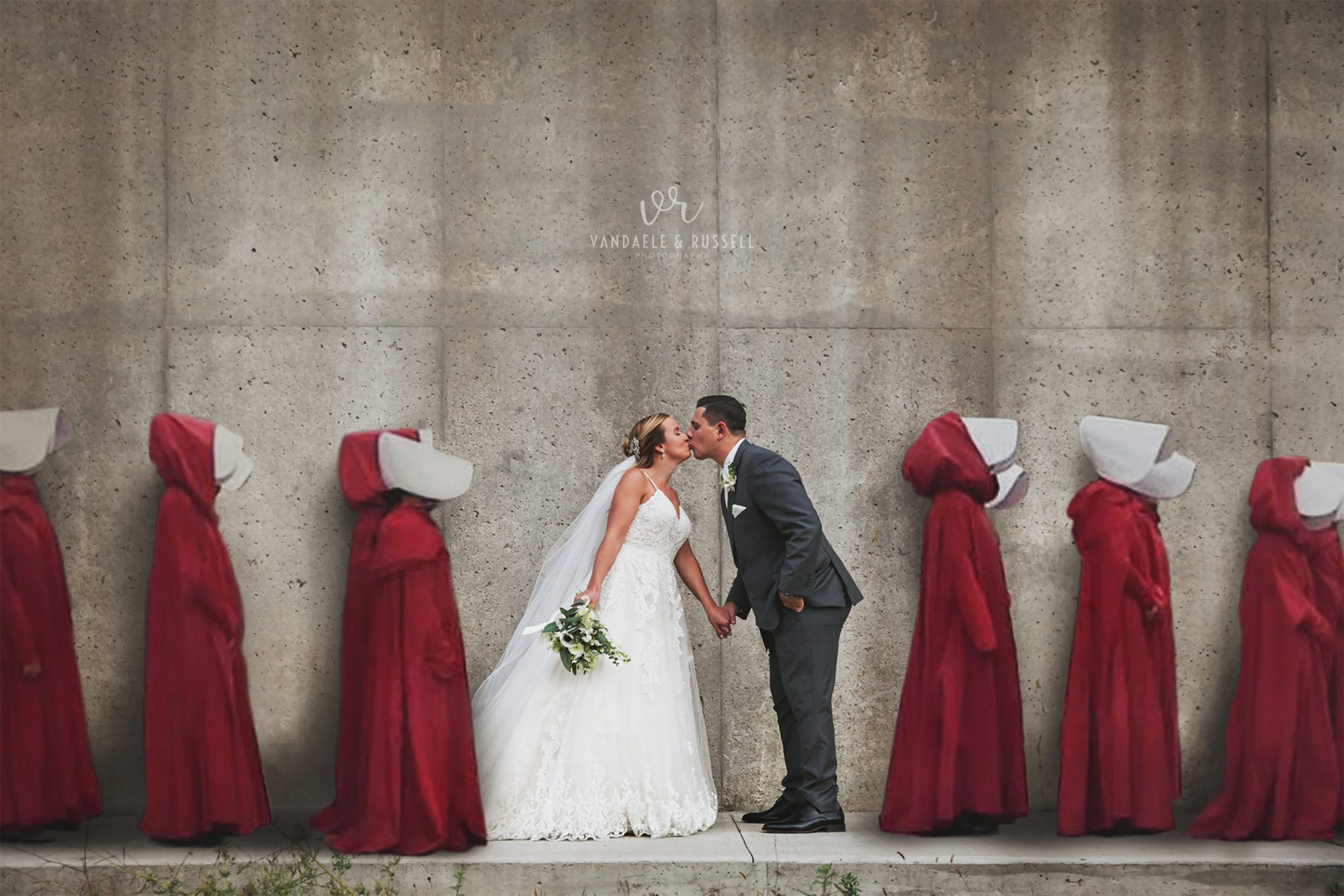 Handmaids Tale wedding
