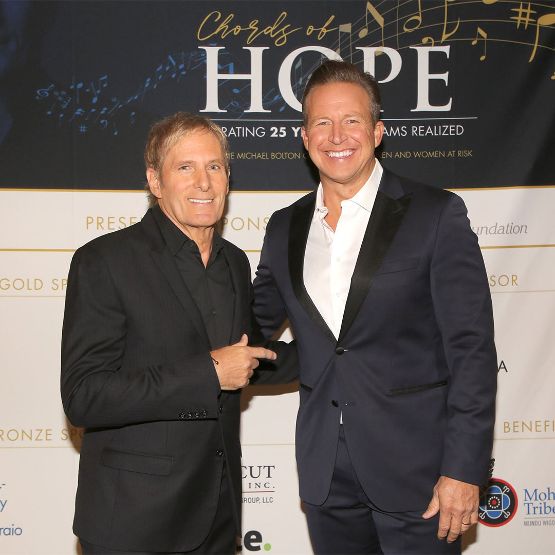 Michael Bolton's Chords of Hope Gala