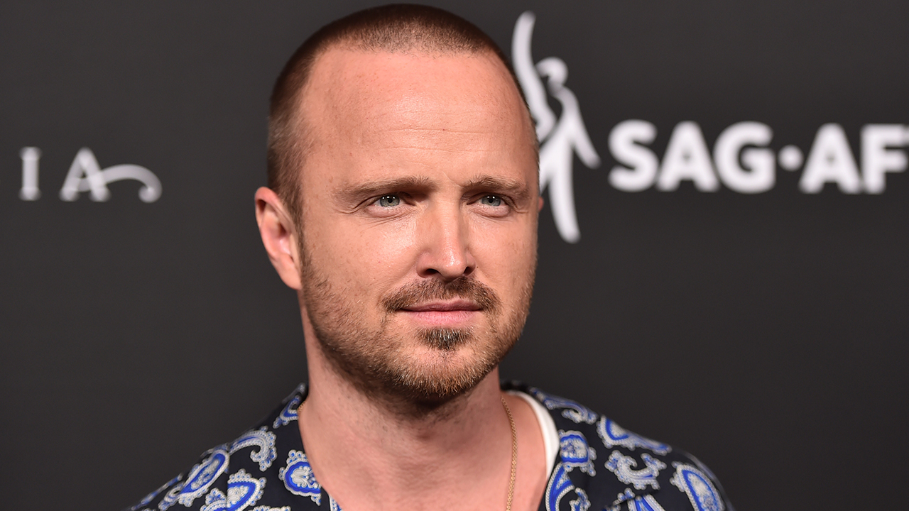 Aaron Paul on 'That' Shocking 'El Camino: A Breaking Bad Movie' Cameo