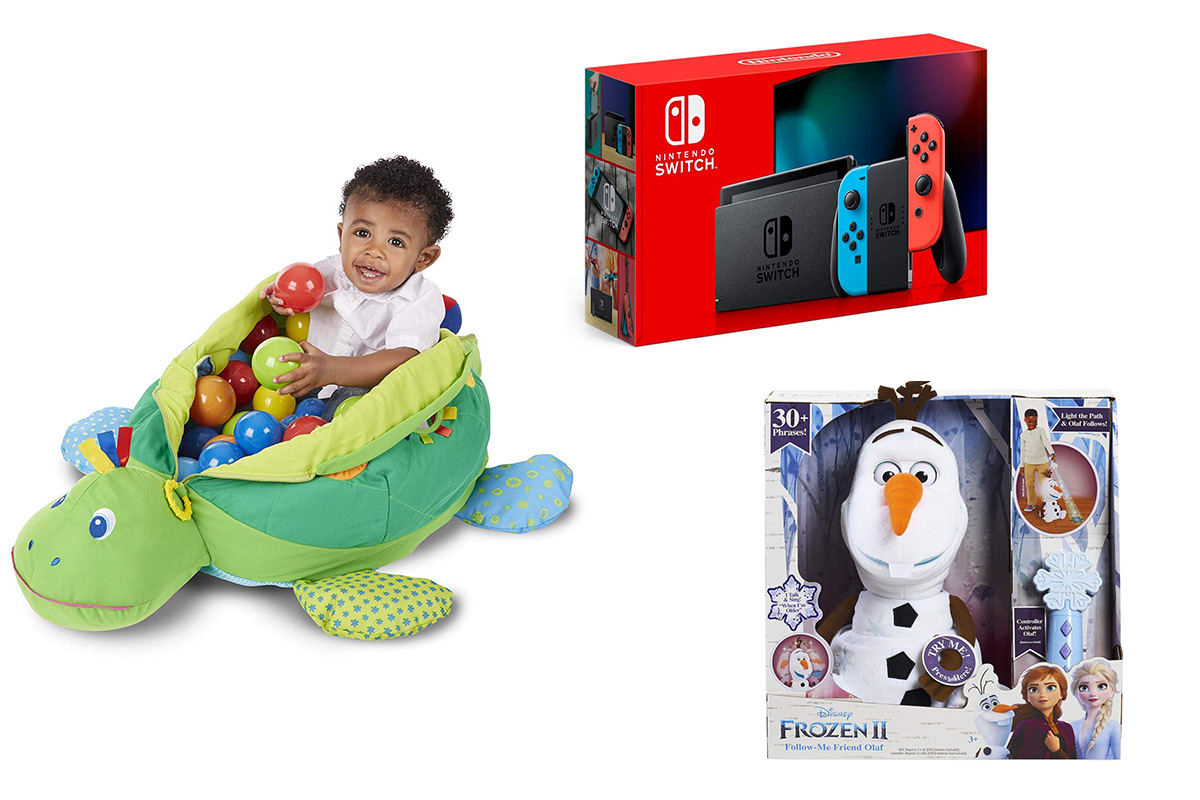 top toys turtle ball pit frozen 2 olaf disney nintendo switch