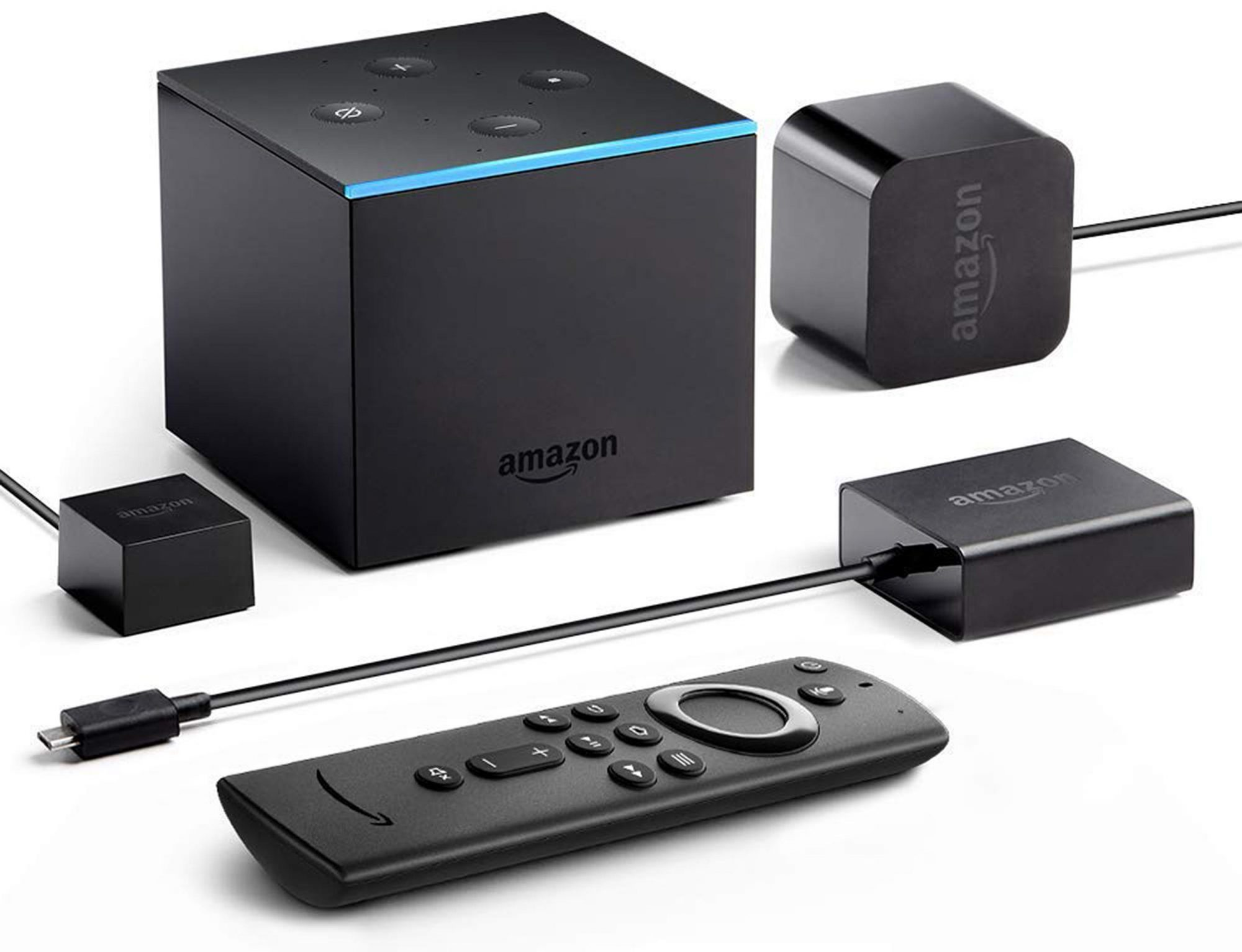 New Fire TV Cube Streaming Media Player