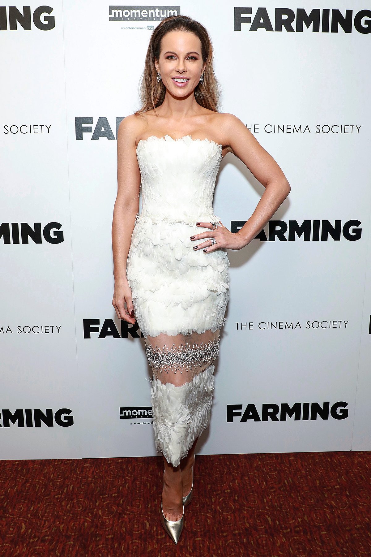 "NY Special Screening of ""Farming"", New York, USA - 22 Oct 2019"