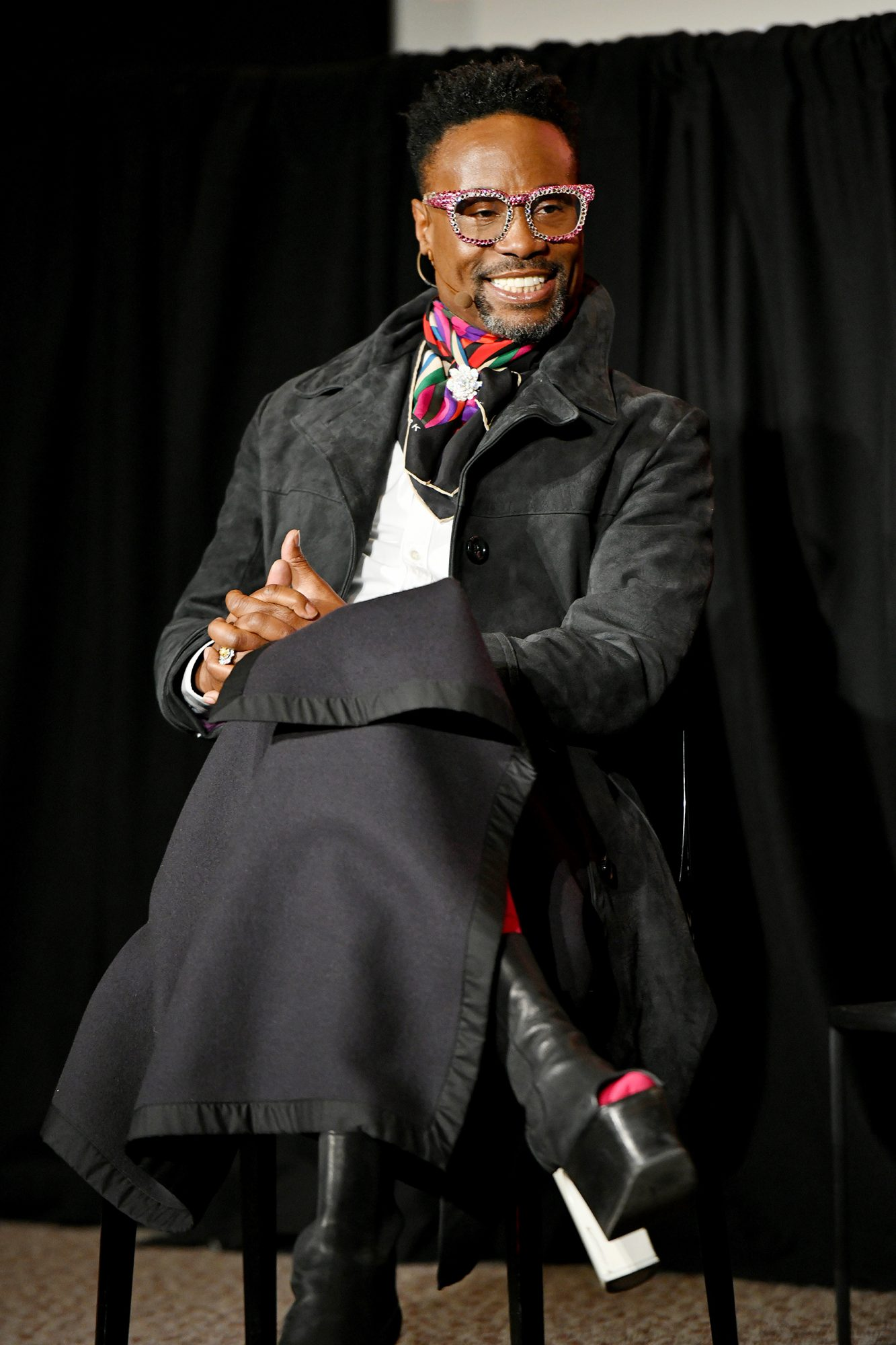 The 2019 New Yorker Festival - Billy Porter Talks With Rachel Syme