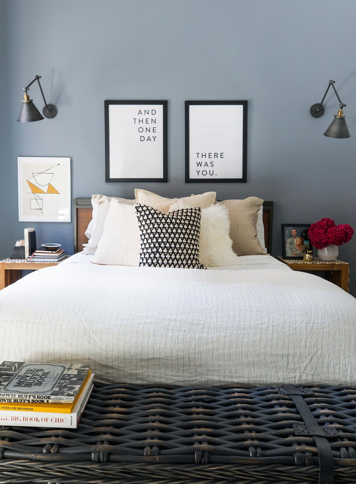 Brittany Snow Crate and Barrel House Makeover