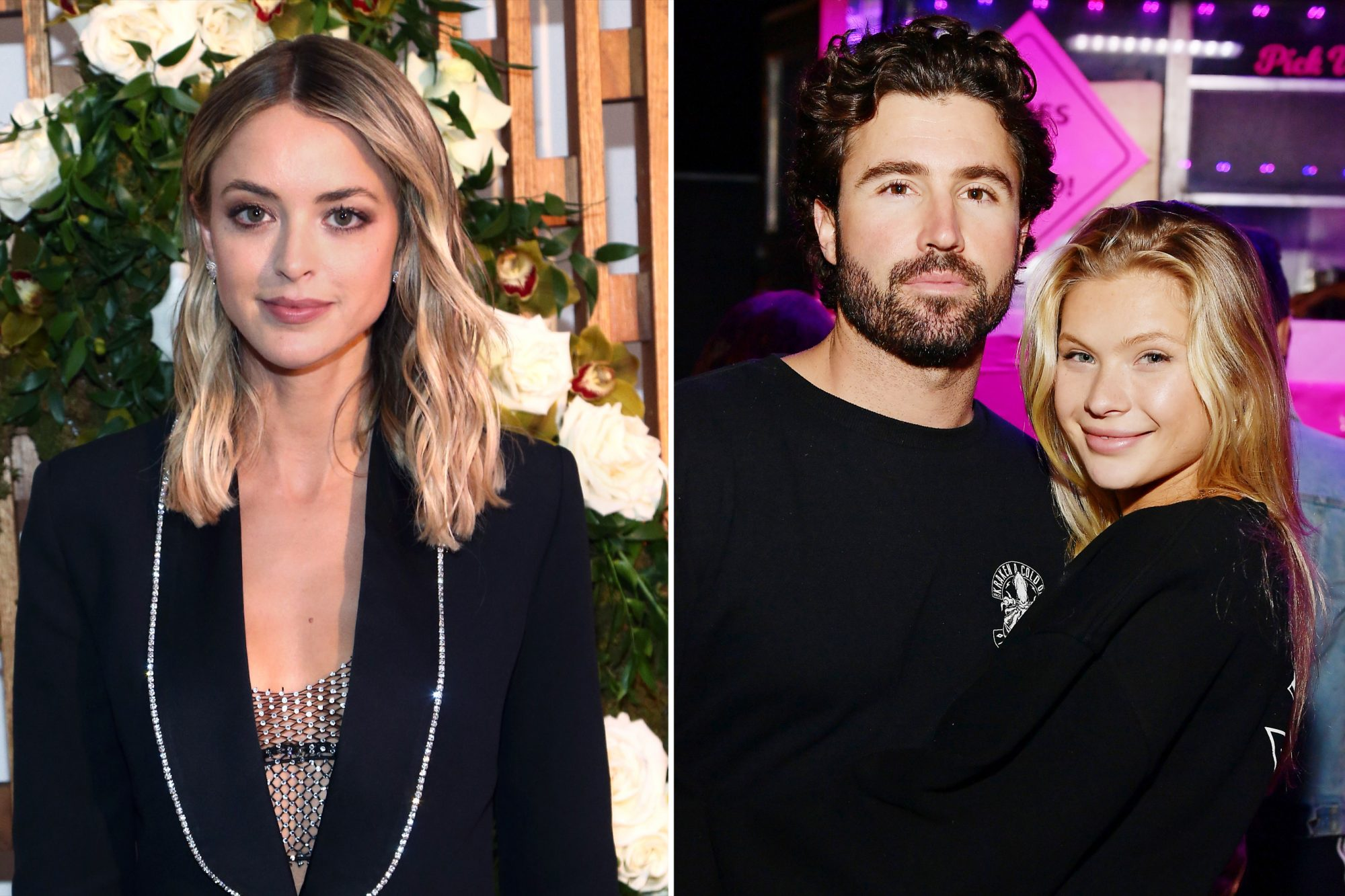 Kaitlynn Carter, Josie Canseco, Brody Jenner
