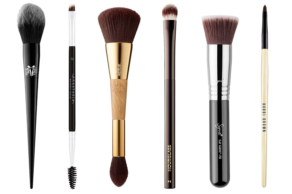 The 10 Best Makeup Brushes According