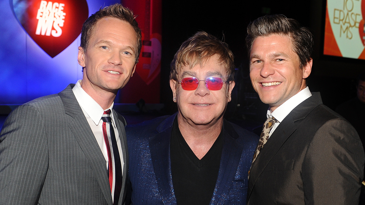 David Burtka Says 'We Dress for Dinner' at Elton John's France Home: 'Every Day Is a New Shoe'
