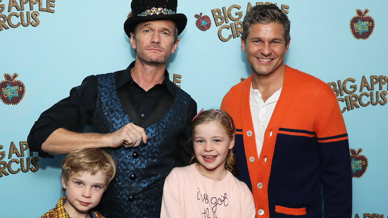 Neil Patrick Harris and David Burtka's 9-Year-Old Twins Aren't Getting Cell Phones Anytime Soon