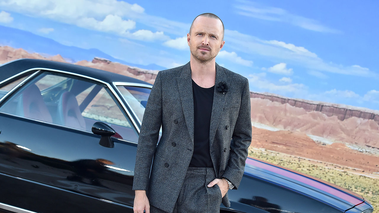 Aaron Paul Says 'It Was Nice to Be with' Breaking Bad's Jesse Pinkman Again in 'El Camino'
