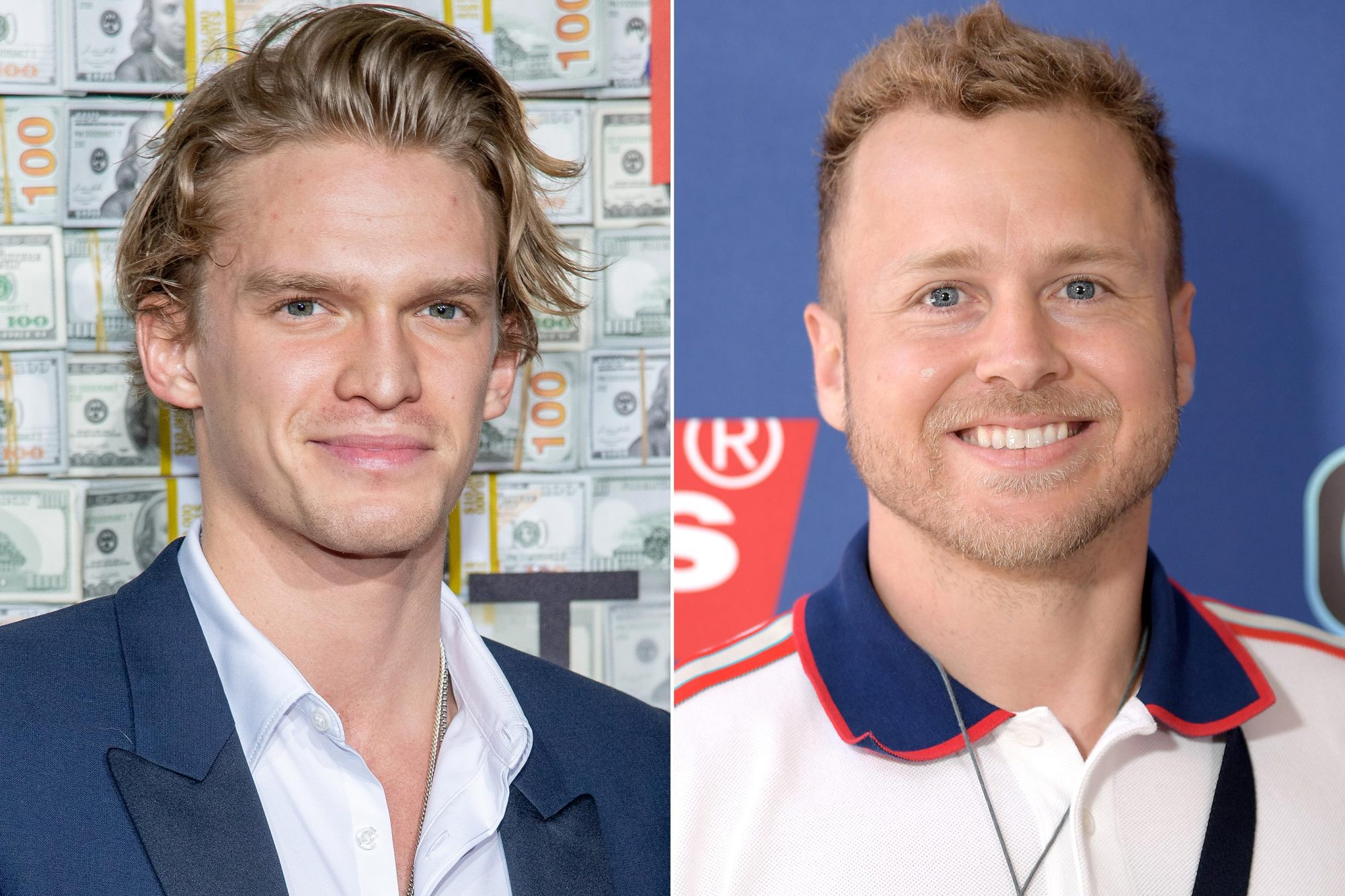 Cody Simpson, Spencer Pratt