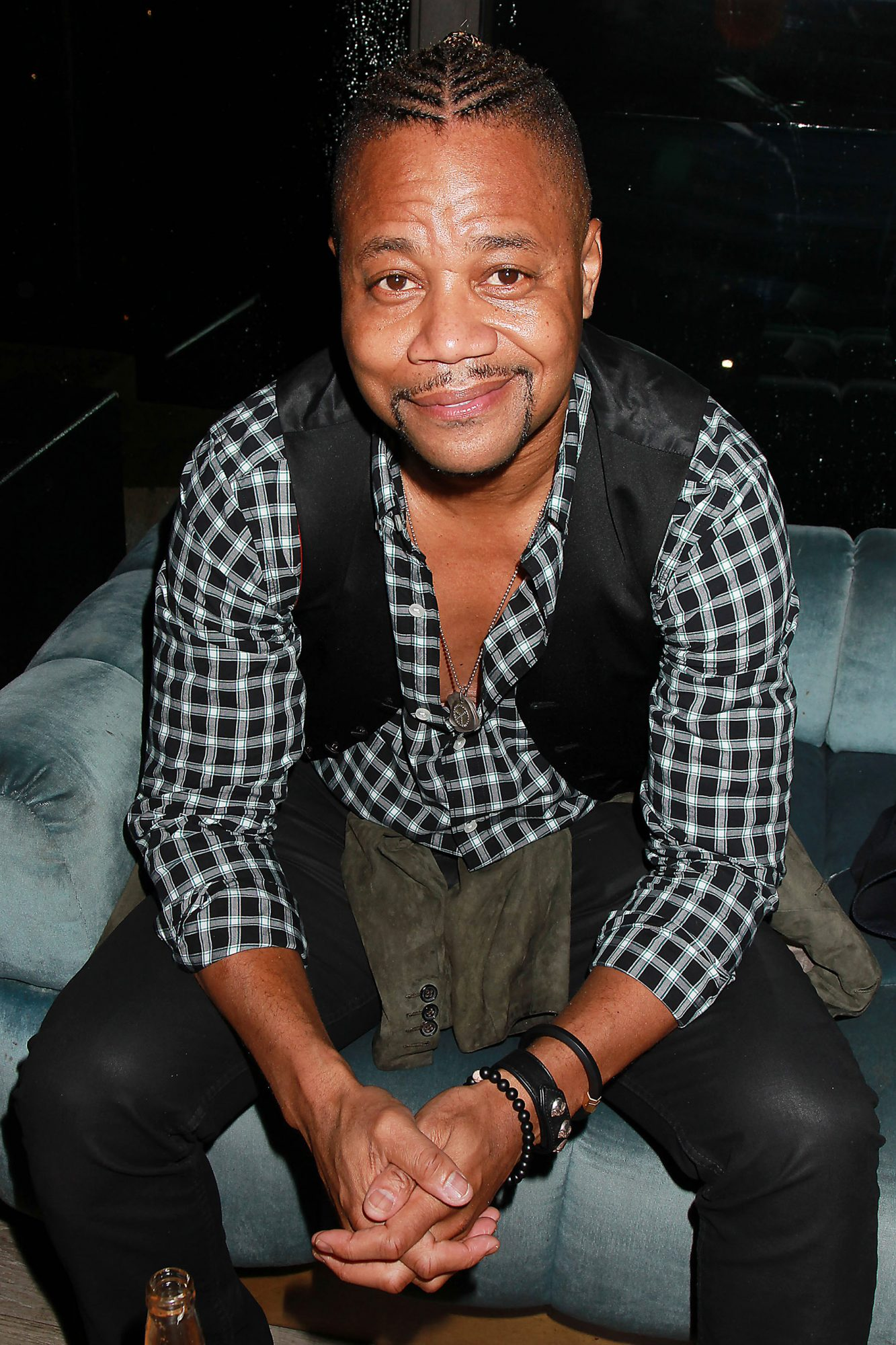 Cuba Gooding Jr. Magic Hour Rooftop Bar and Lounge located at 485 7th Avenue