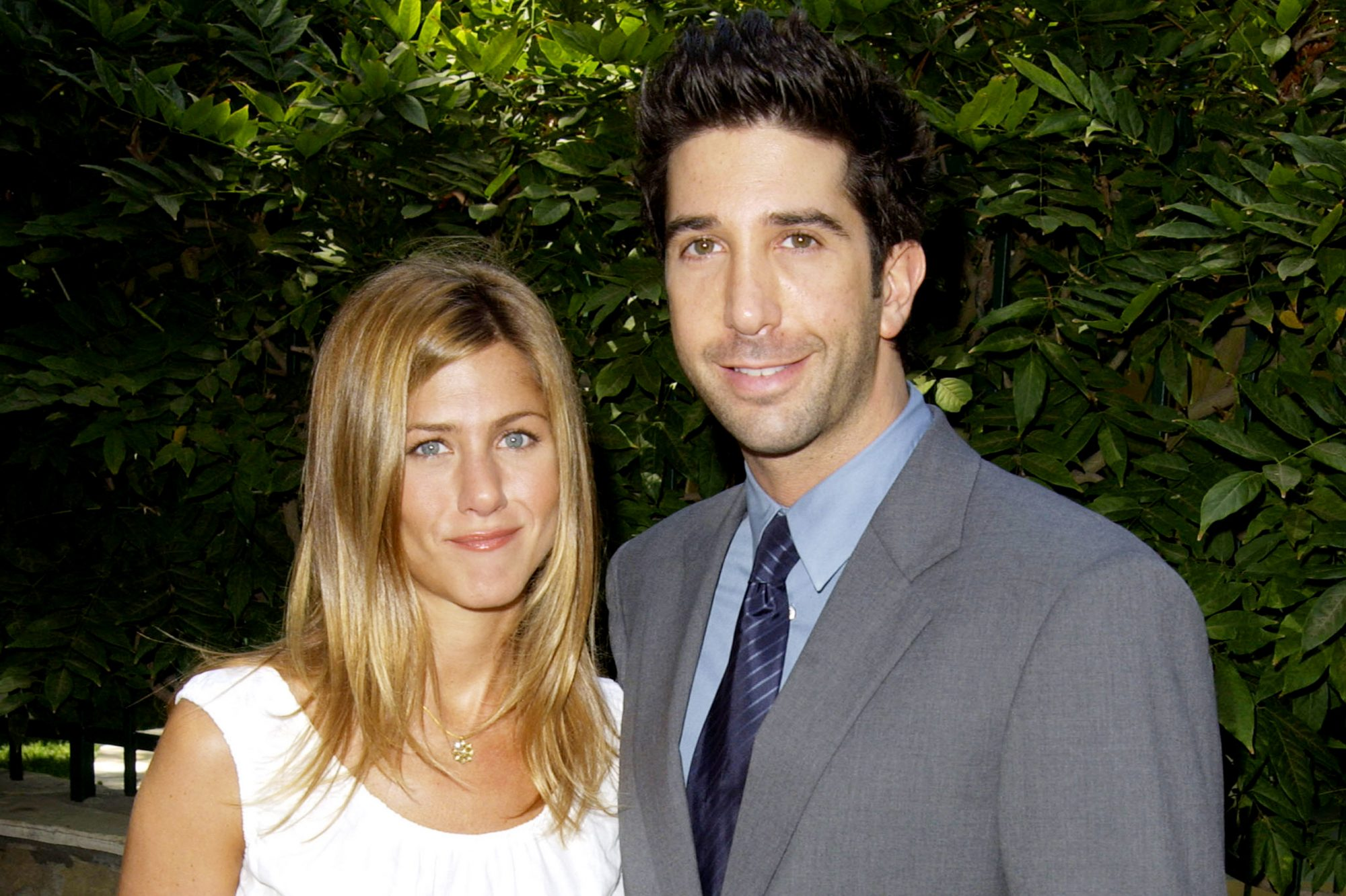 Jennifer Aniston; David Schwimmer